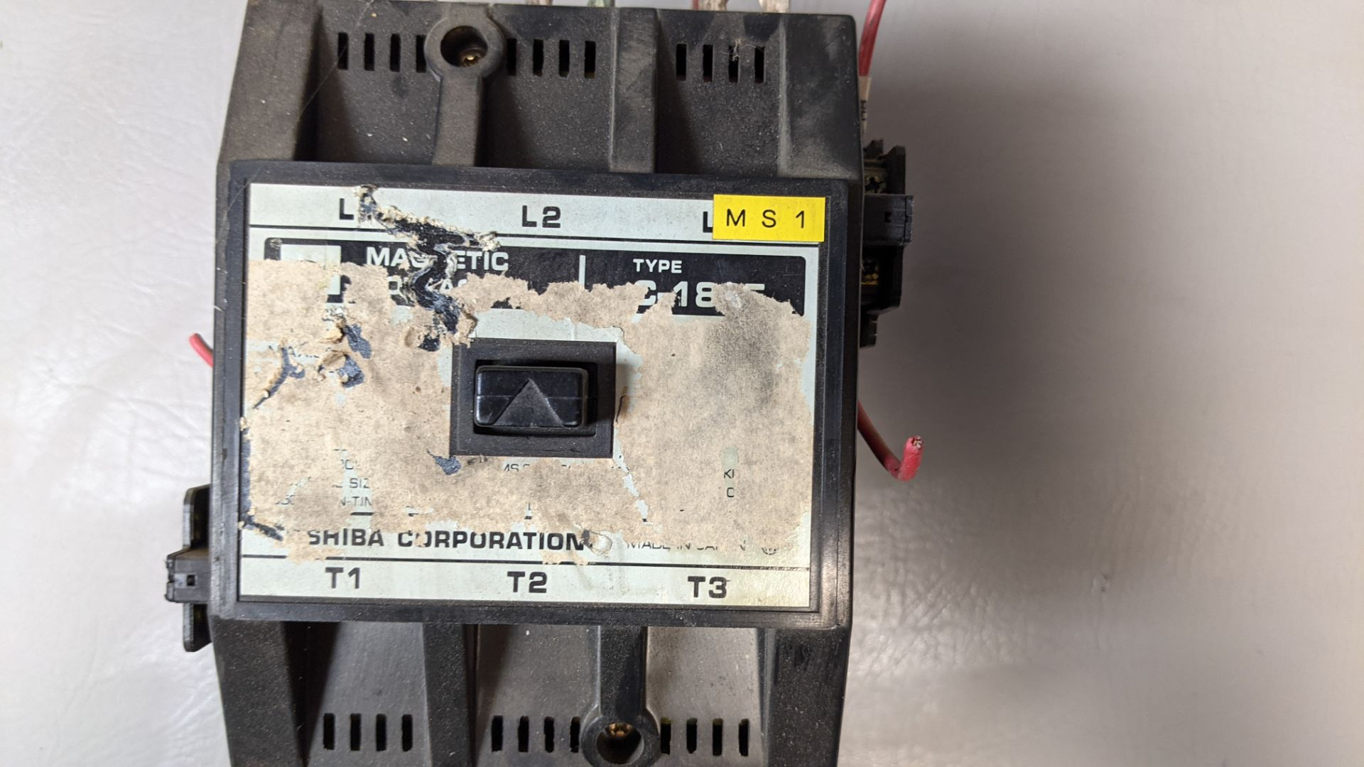 TOSHIBA MAGNETIC CONTACTOR - Image 2 of 4