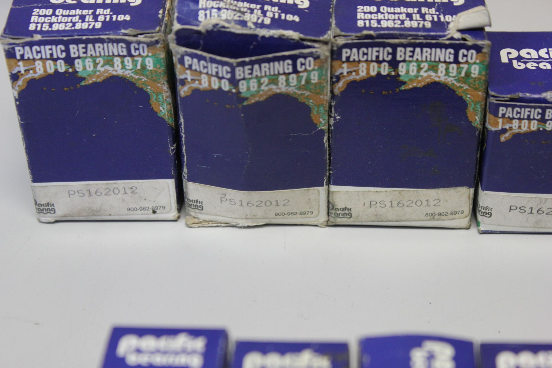 LOT OF NEW PACIFIC ROLLER BEARINGS - Image 6 of 8