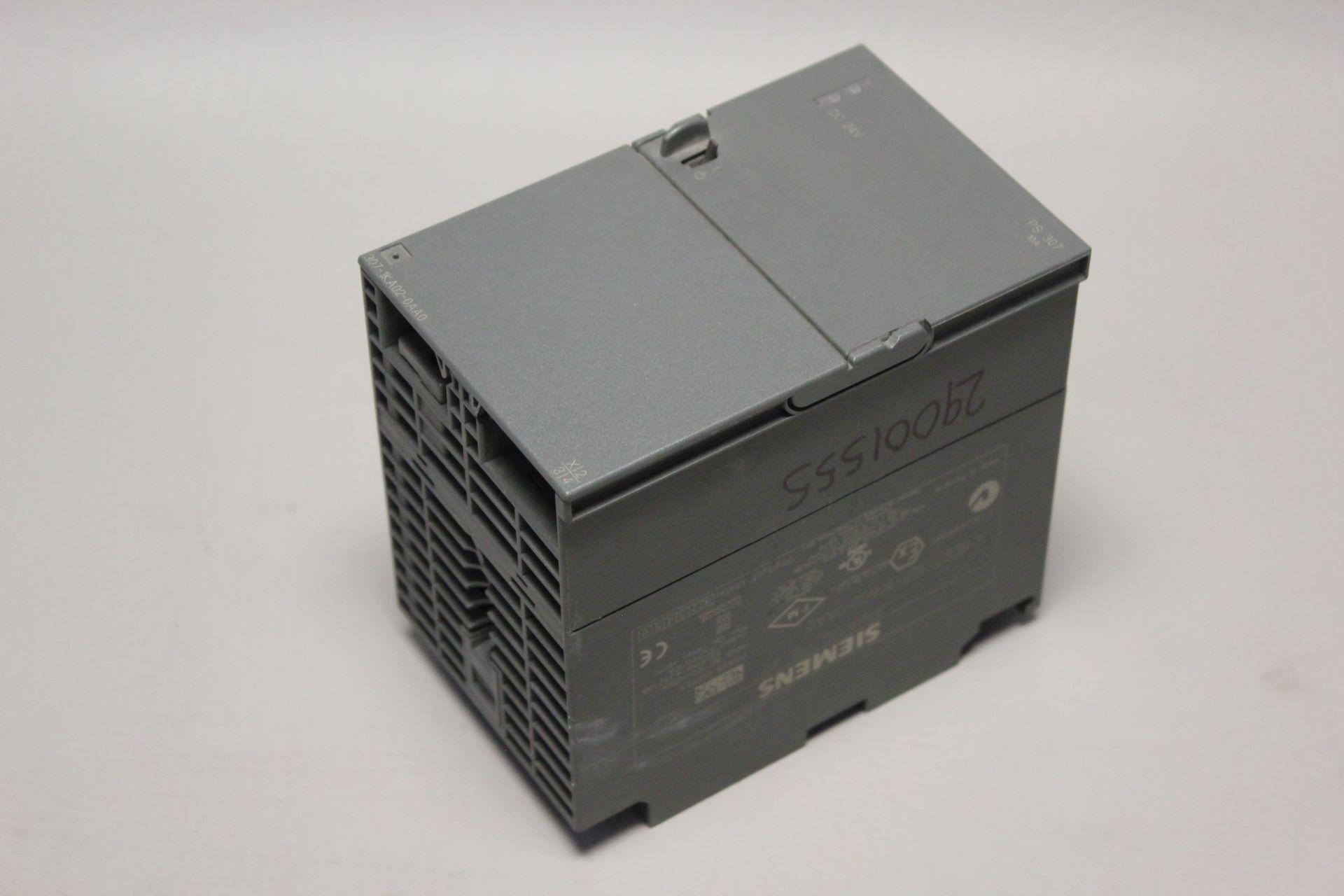 SIEMENS SIMATIC PLC POWER SUPPLY