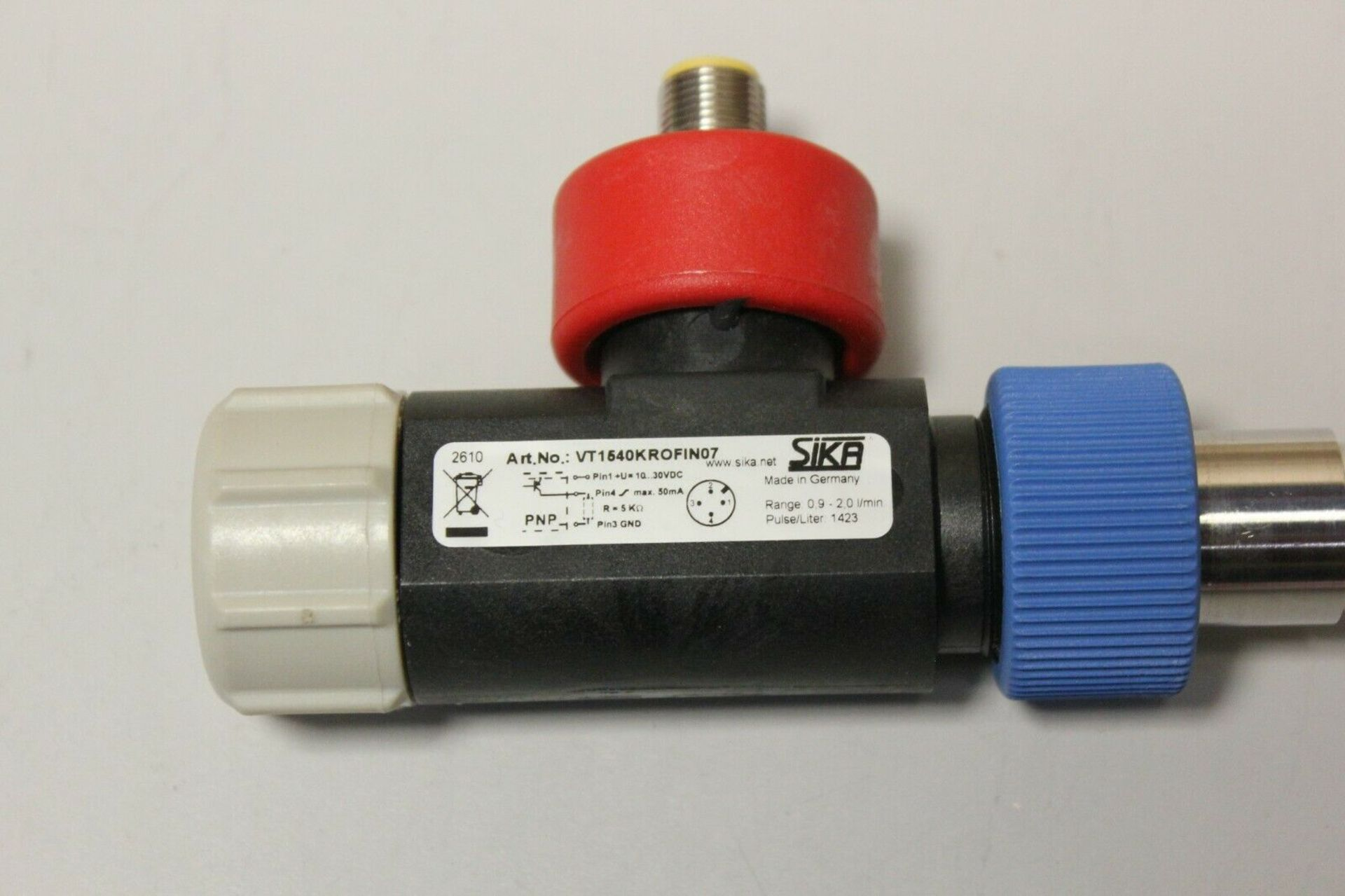SIKA TURBINE FLOW SENSOR WITH CABLE - Image 10 of 10