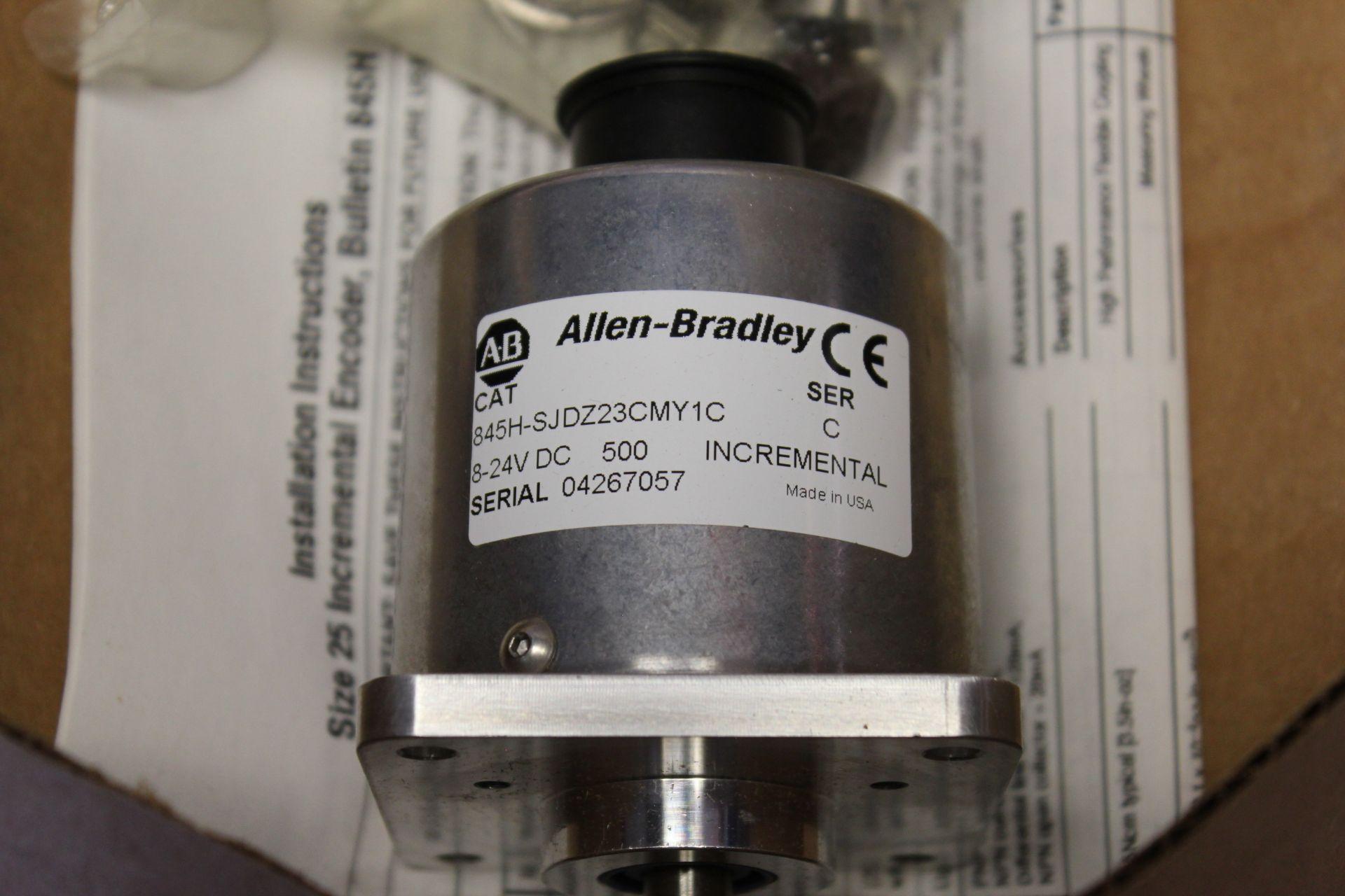 NEW ALLEN BRADLEY OPTICAL ENCODER - Image 4 of 5