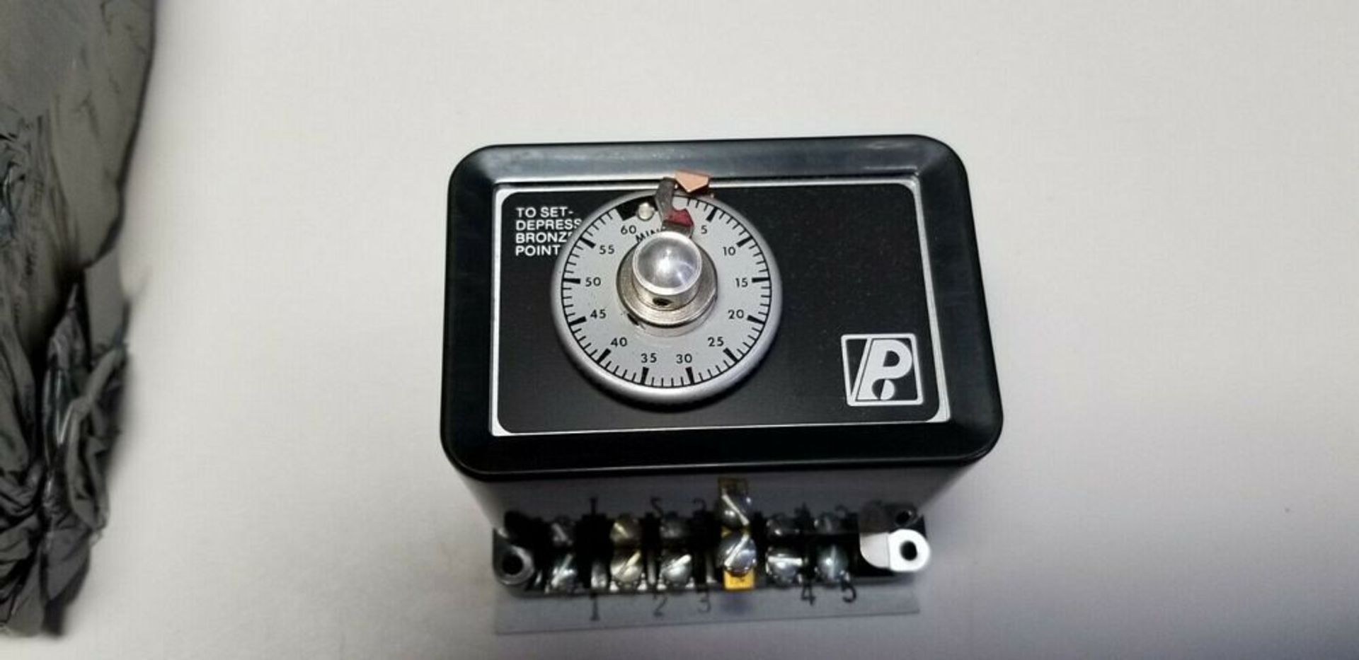 NEW PARAGON TIMING MOTOR & CLUTCH AUTOMATIC RESET CONTROL - Image 5 of 6