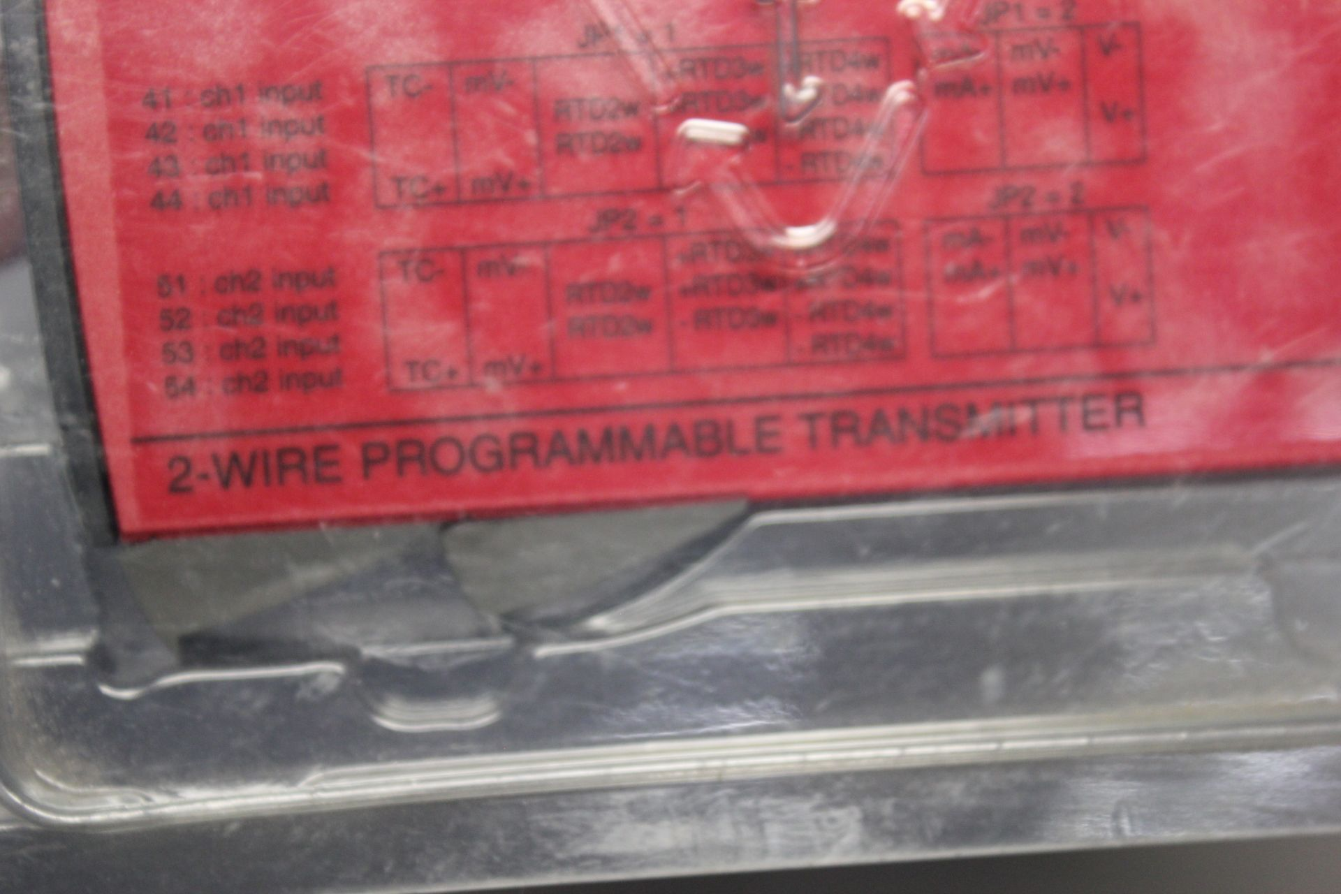 NEW PR ELECTRONICS 2 WIRE PROGRAMMABLE TRANSMITTER - Image 2 of 5