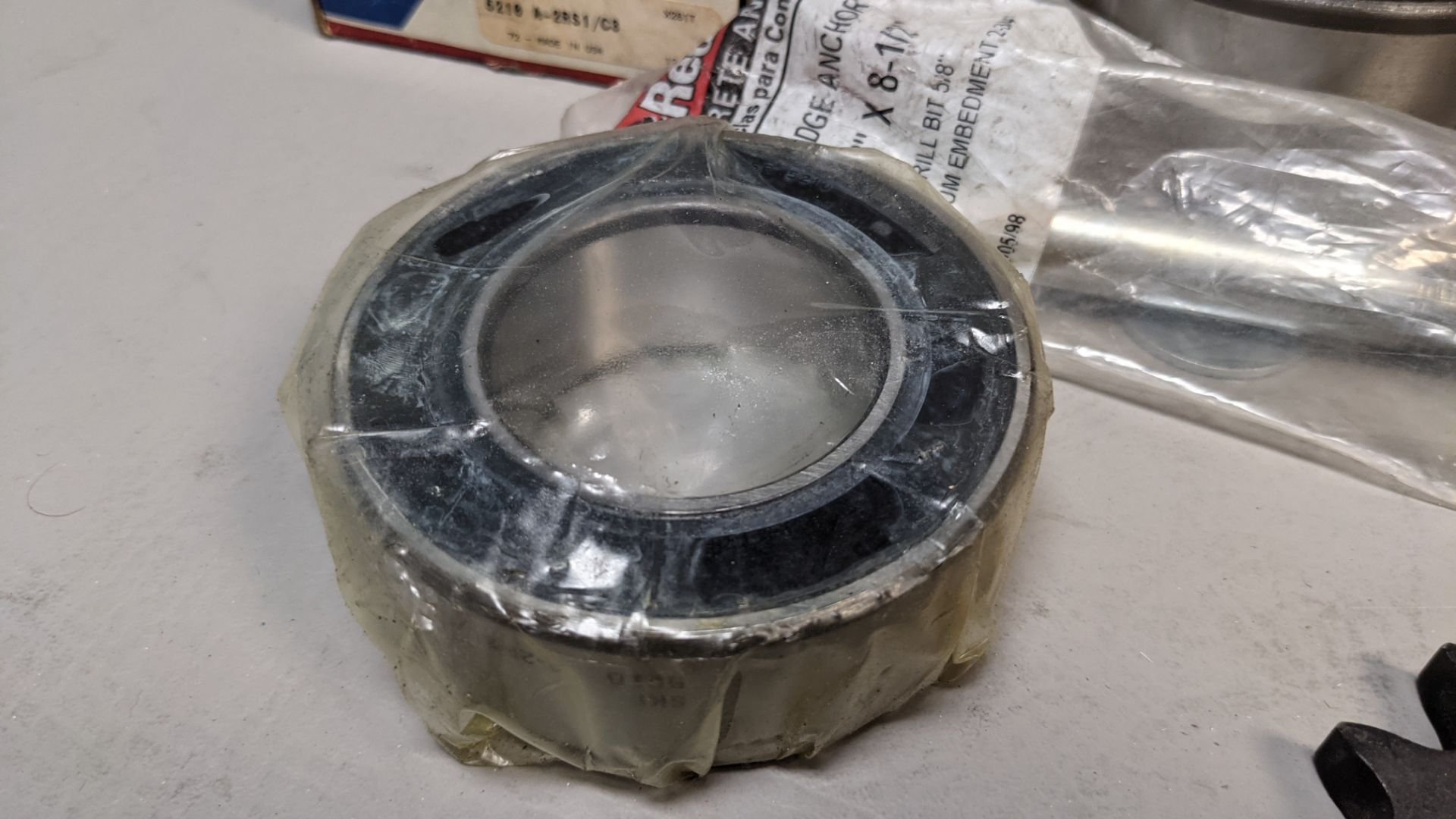 LOT F OBEARINGS AND SPROCKETS - Image 6 of 7