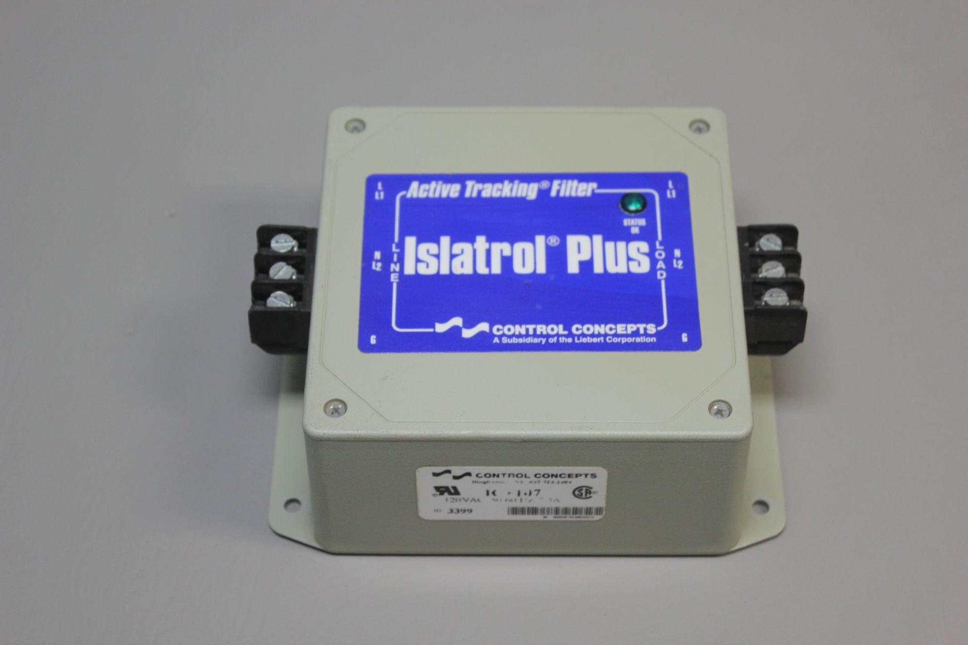 ISLATROL PLUS ACTIVE TRACKING FILTER