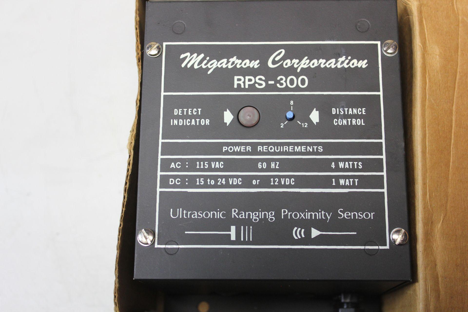 NEW MIGATRON ULTRASONIC SENSOR - Image 4 of 6