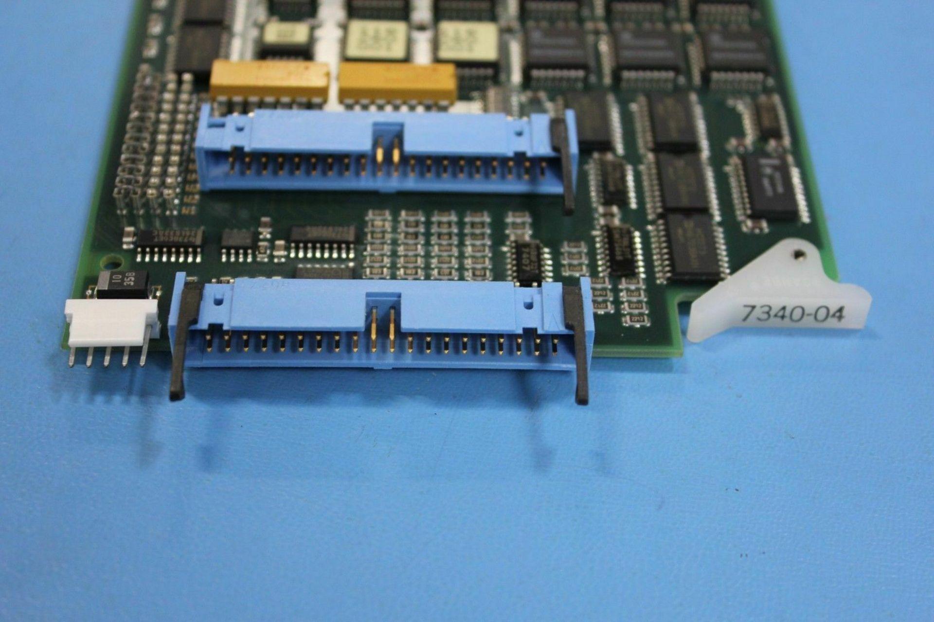 UNUSED PROLOG STD BUS SERVO CONTROLLER PC BOARD - Image 3 of 5