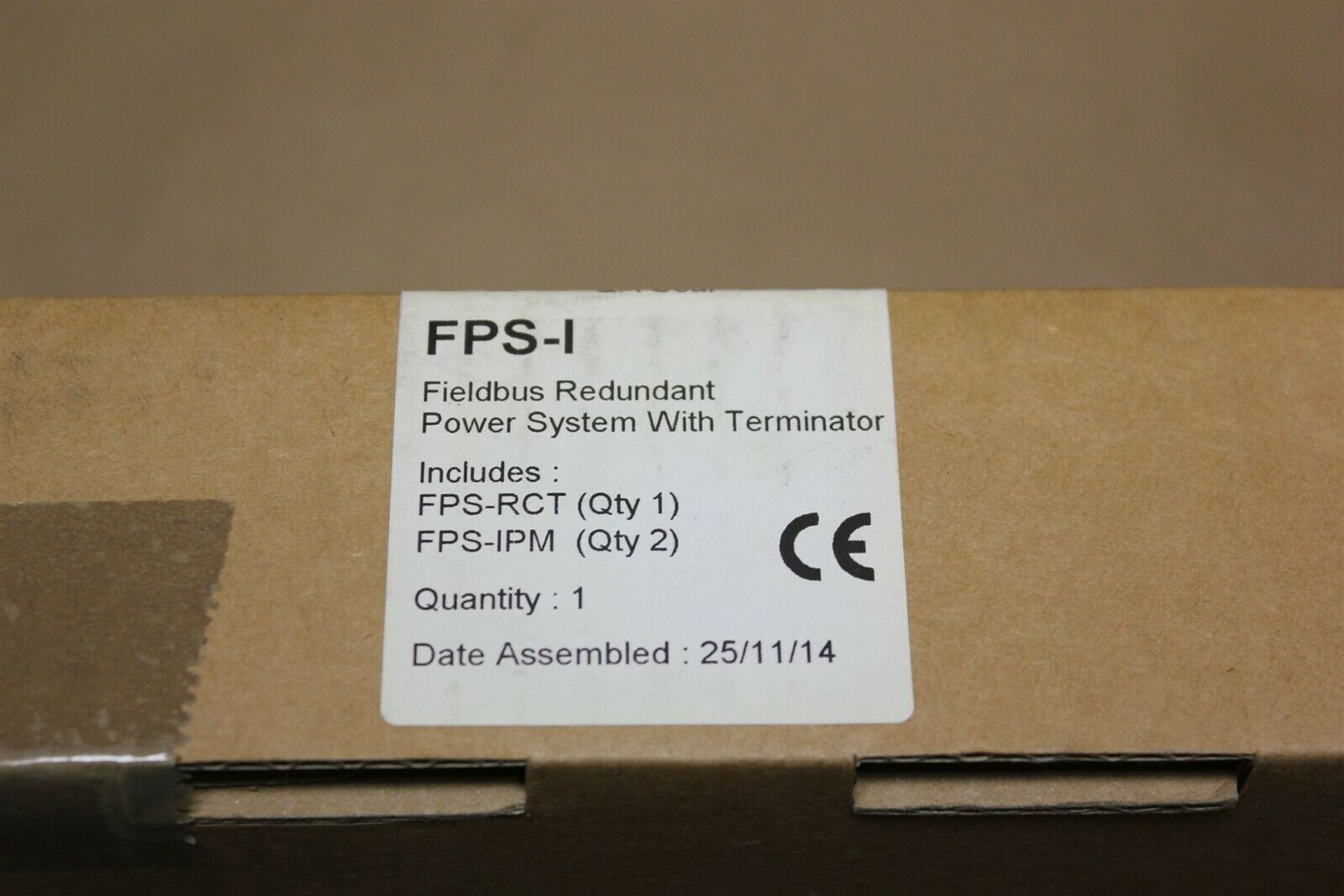 NEW RELCOM FIELDBUS REDUNDANT POWER SYSTEM - Image 3 of 3