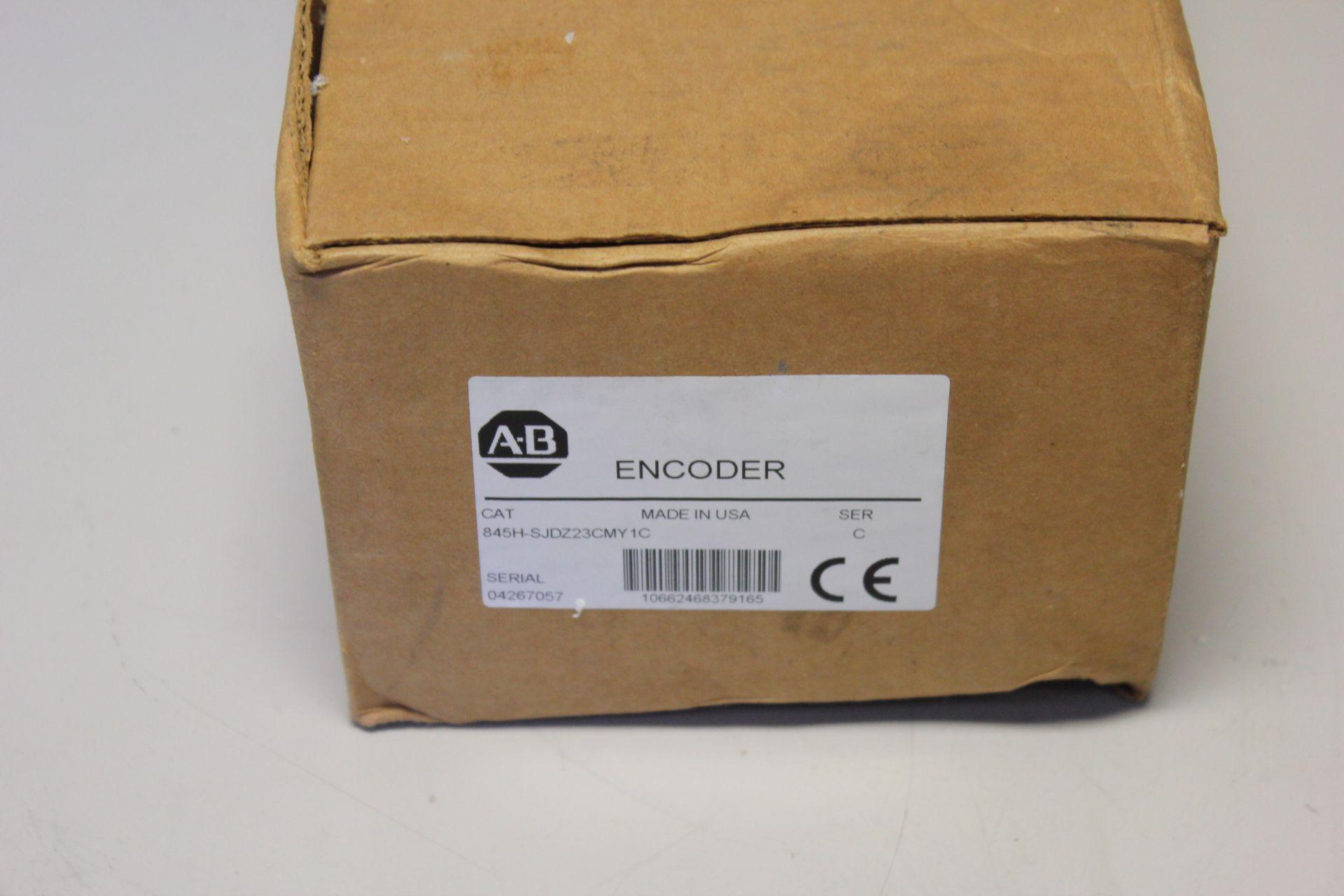 NEW ALLEN BRADLEY OPTICAL ENCODER - Image 2 of 5