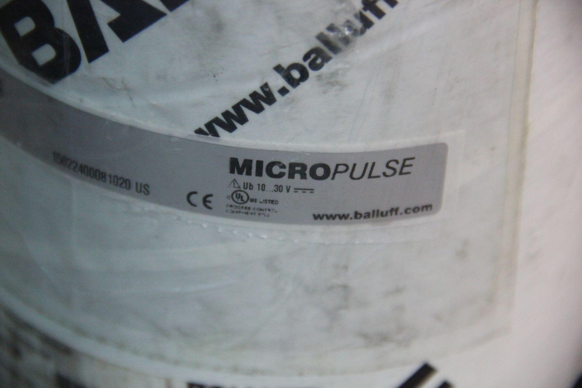 NEW BALLUFF MICROPULSE MAGNETOSTRICTIVE LINEAR POSITION SENSOR - Image 3 of 6
