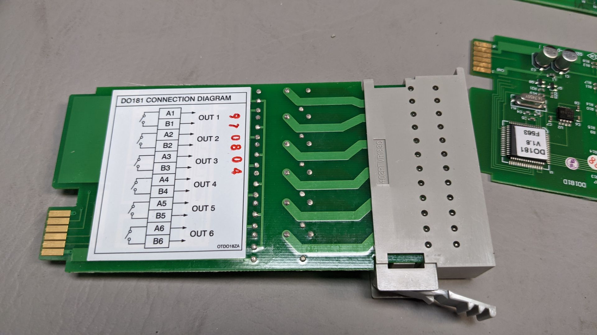LOT OF FUTURE DESIGN CONTROLS CHART RECORDER INTERFACE MODULES - Image 3 of 4