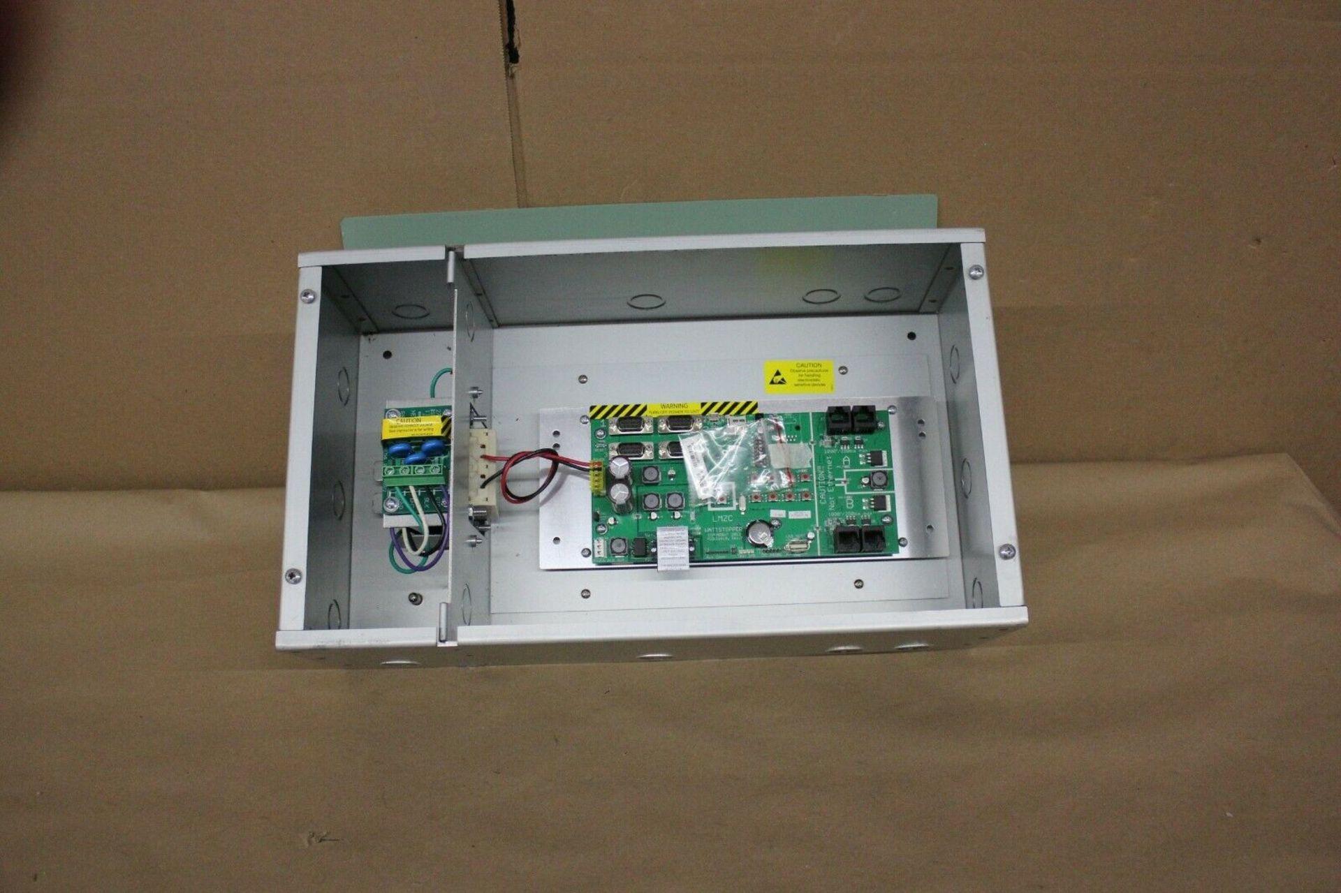 UNUSED WATTSTOPPER DLM ZONE CONTROLLER, SCHEDULER & NETWORK INTERFACE - Image 2 of 6