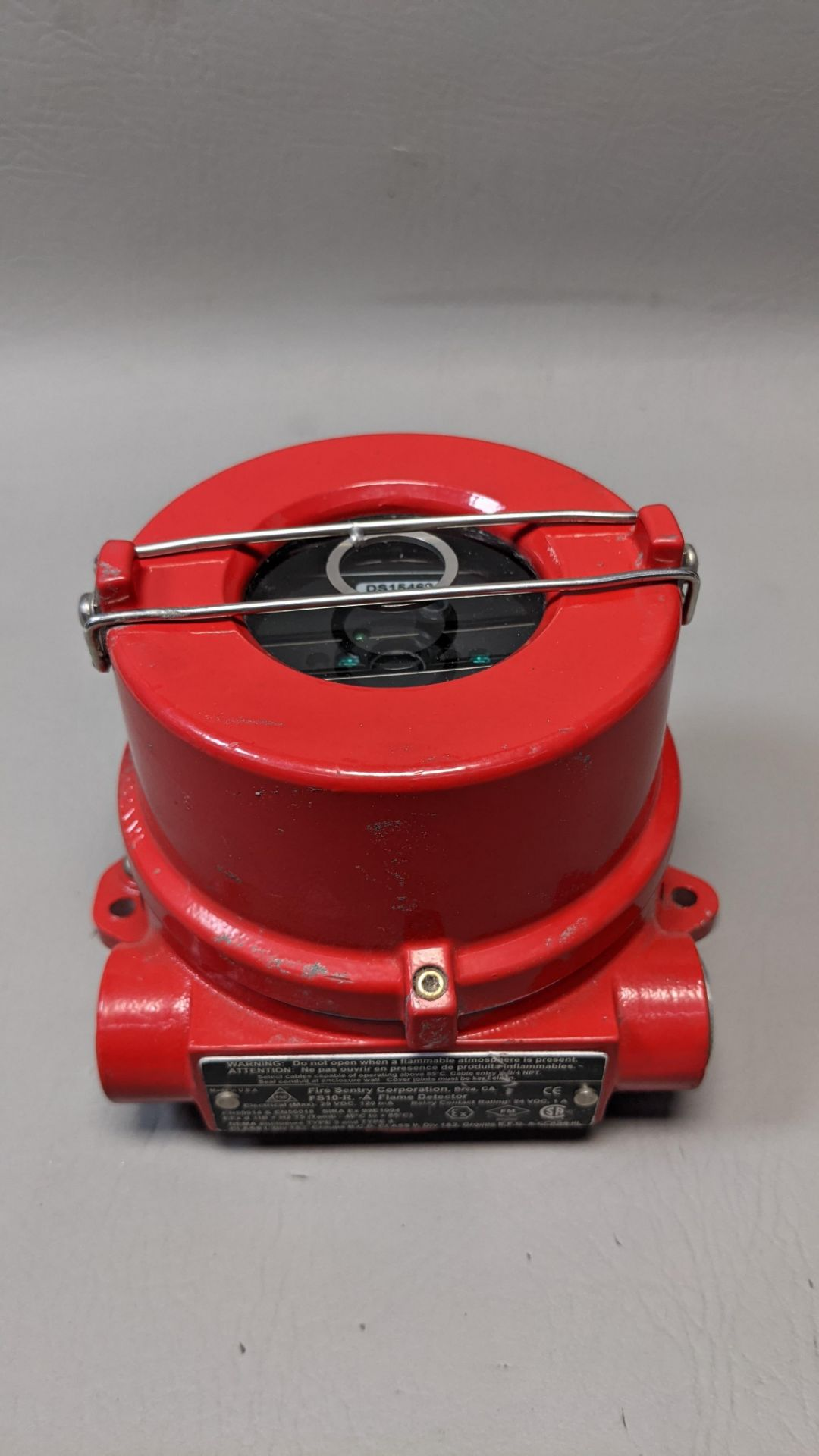 FIRE SENTRY CORP FLAME DETECTOR