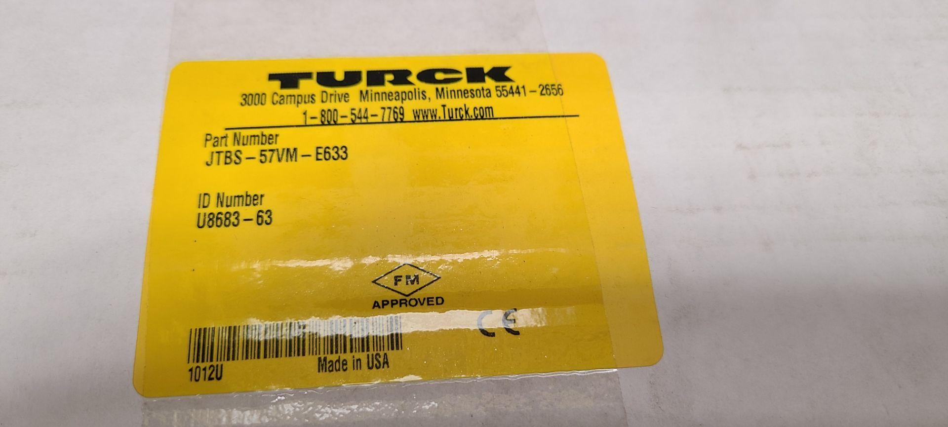NEW TURCK DEVICENET EUROFAST 6 PORT TEE JUNCTION - Image 2 of 3
