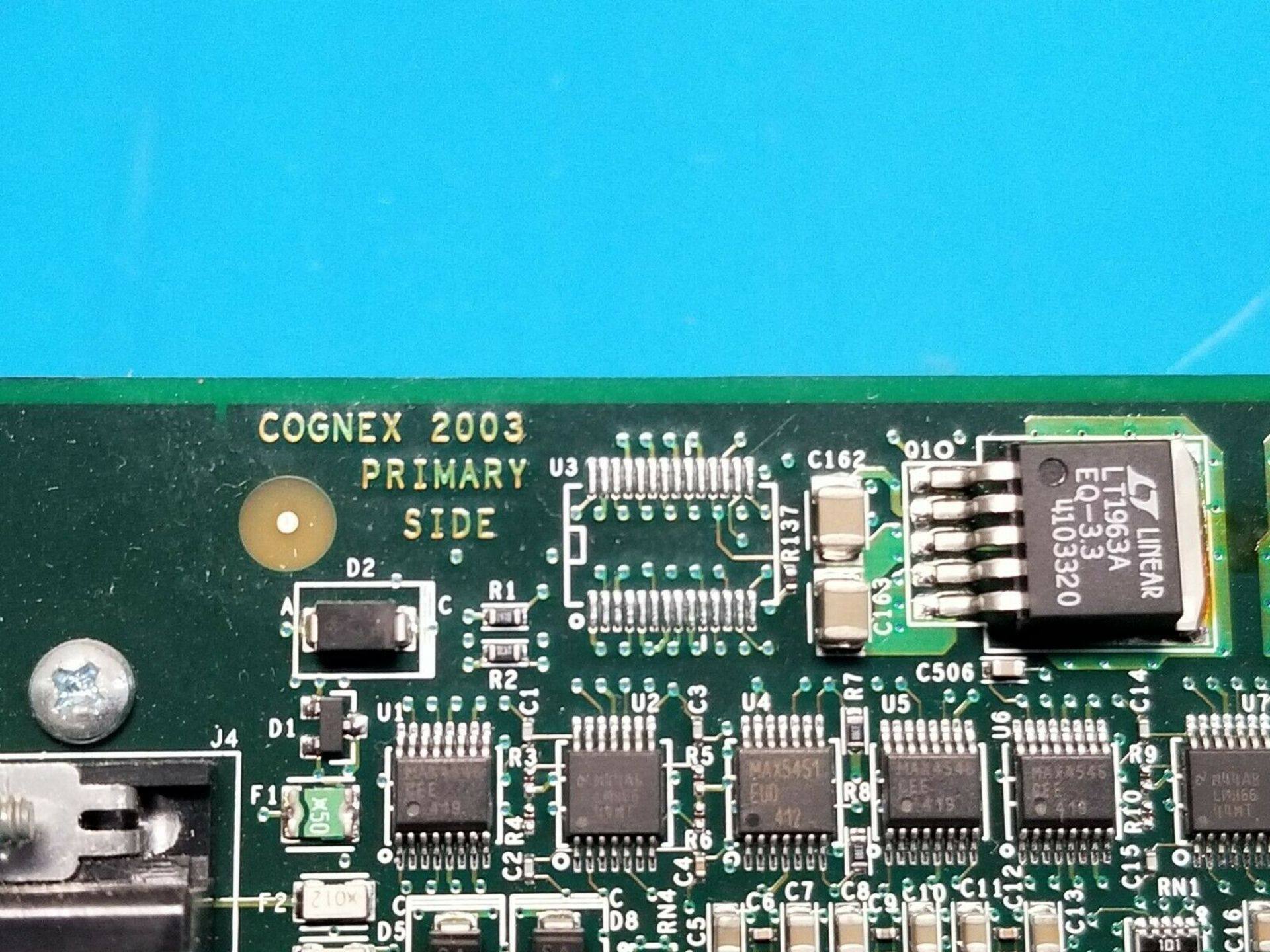 COGNEX MACHINE VISION CAMERALINK FRAME GRABBER - Image 3 of 5
