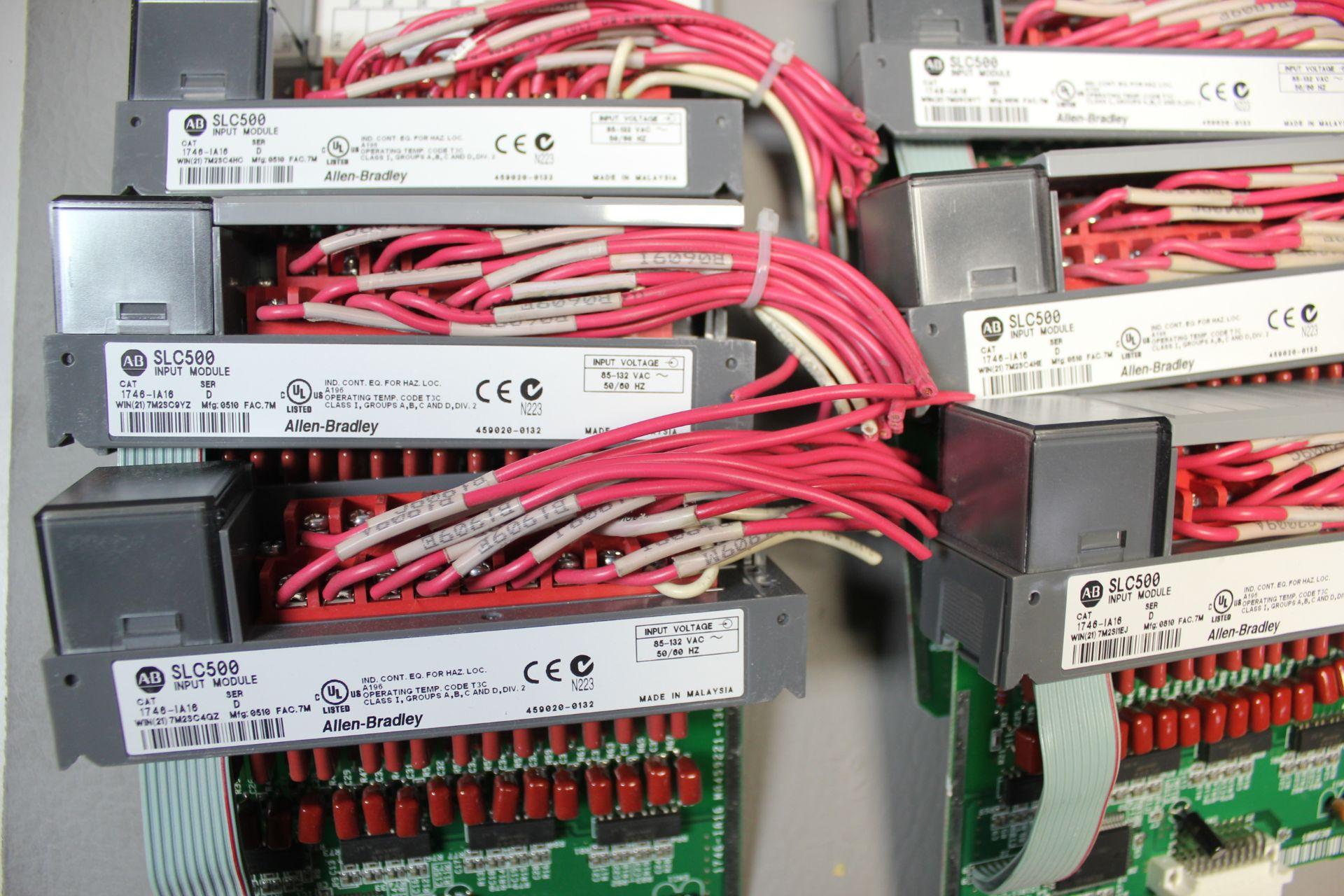 LOT OF ALLEN BRADLEY PLC MODULES - Image 5 of 5