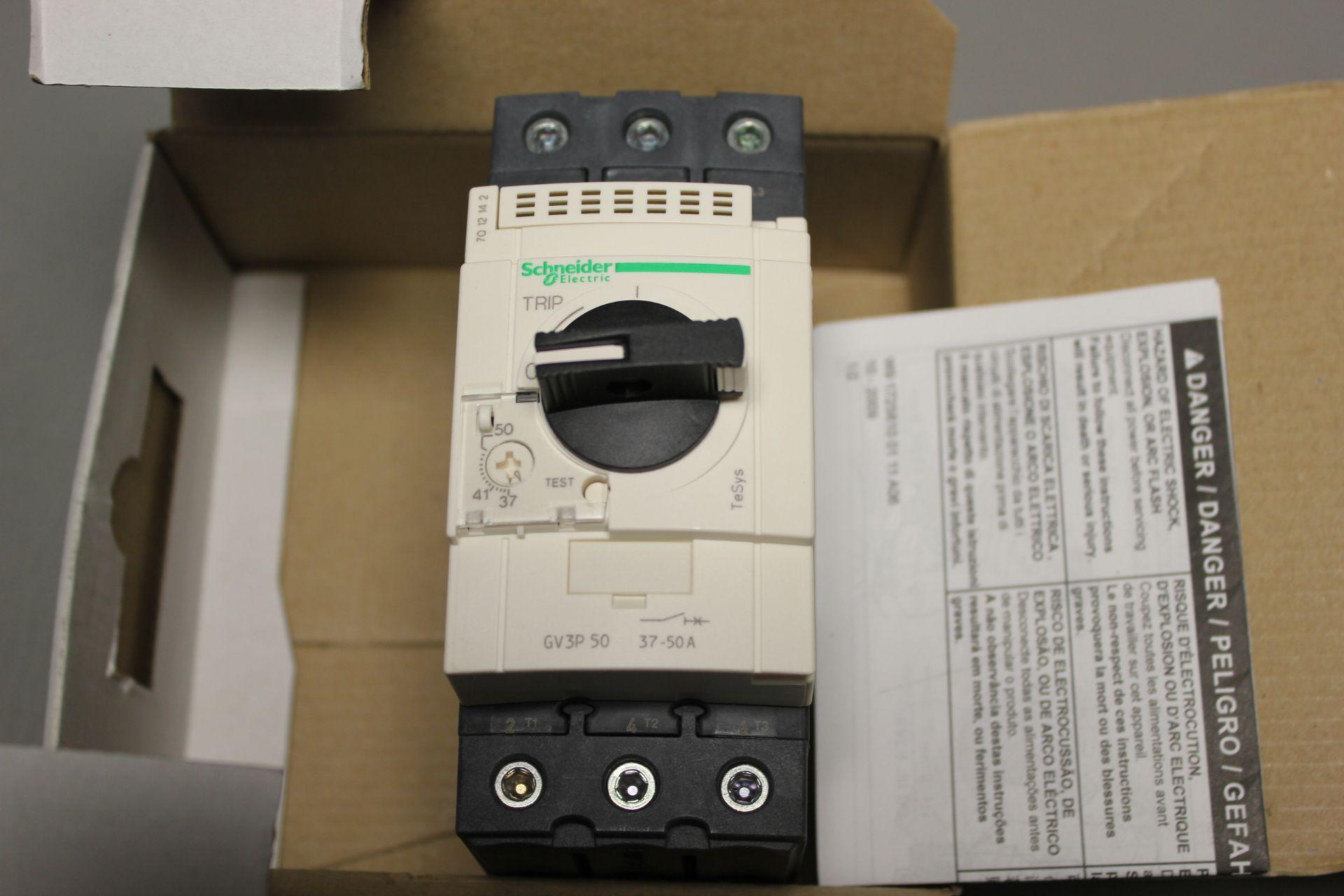 NEW SCHNEIDER MOTOR CIRCUIT BREAKER - Image 4 of 4