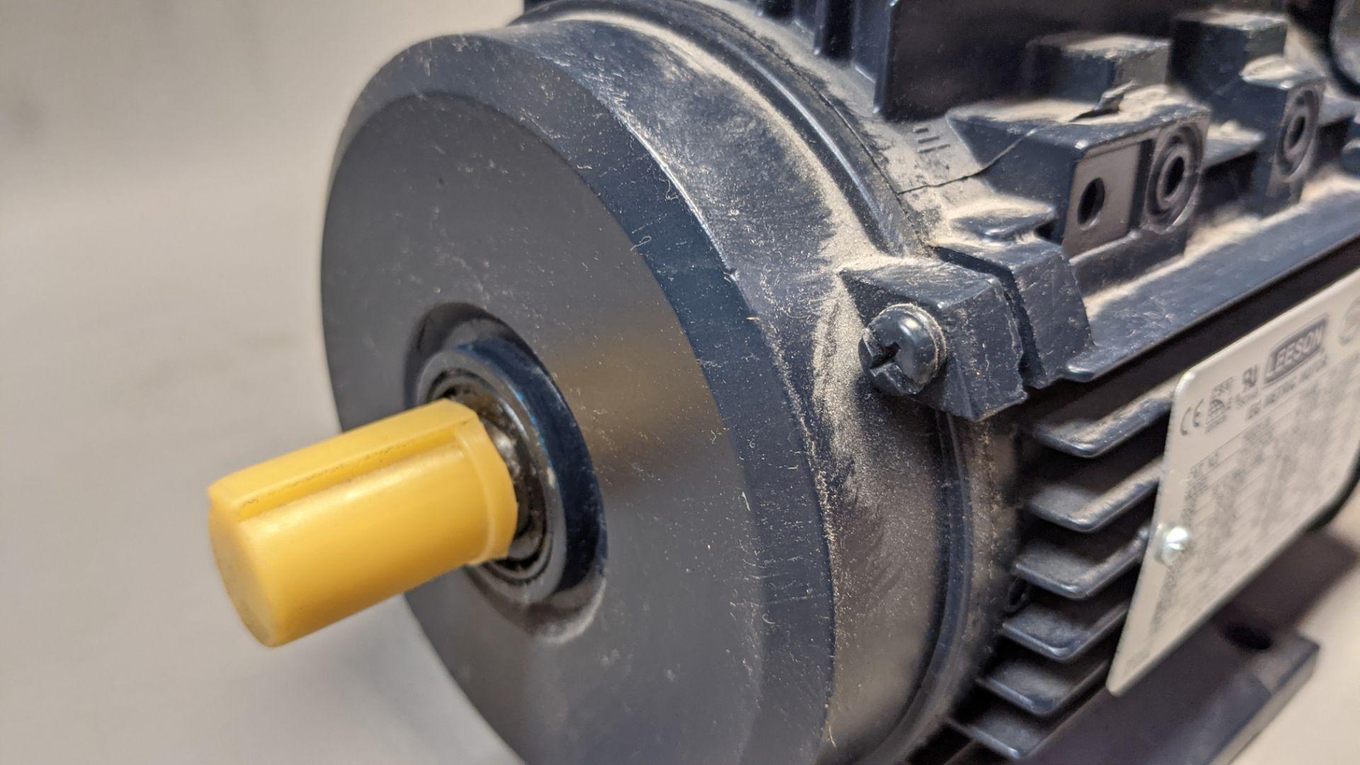 UNUSED LEESON IEC METRIC MOTOR - Image 3 of 4