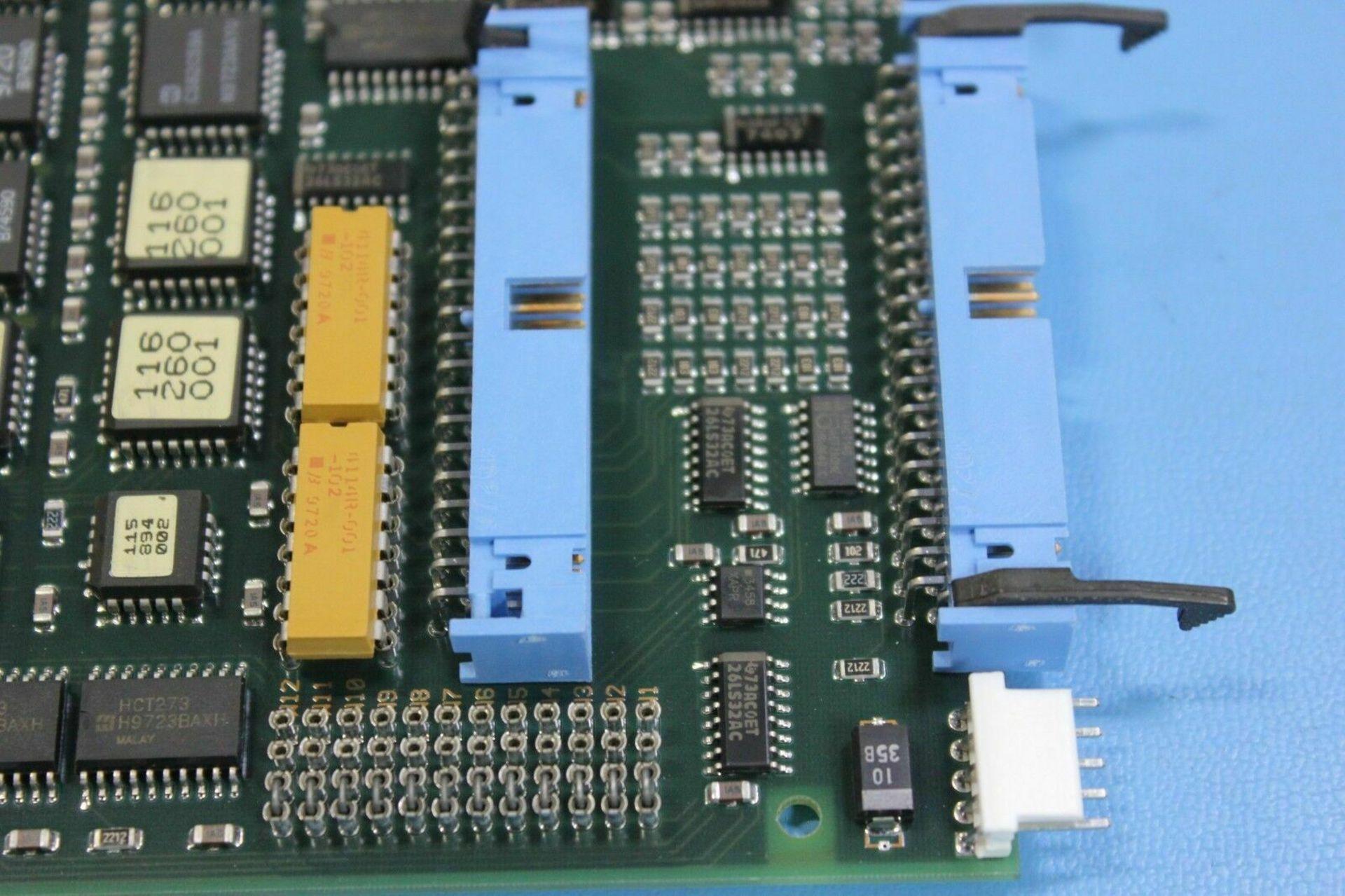 UNUSED PROLOG STD BUS SERVO CONTROLLER PC BOARD - Image 5 of 5