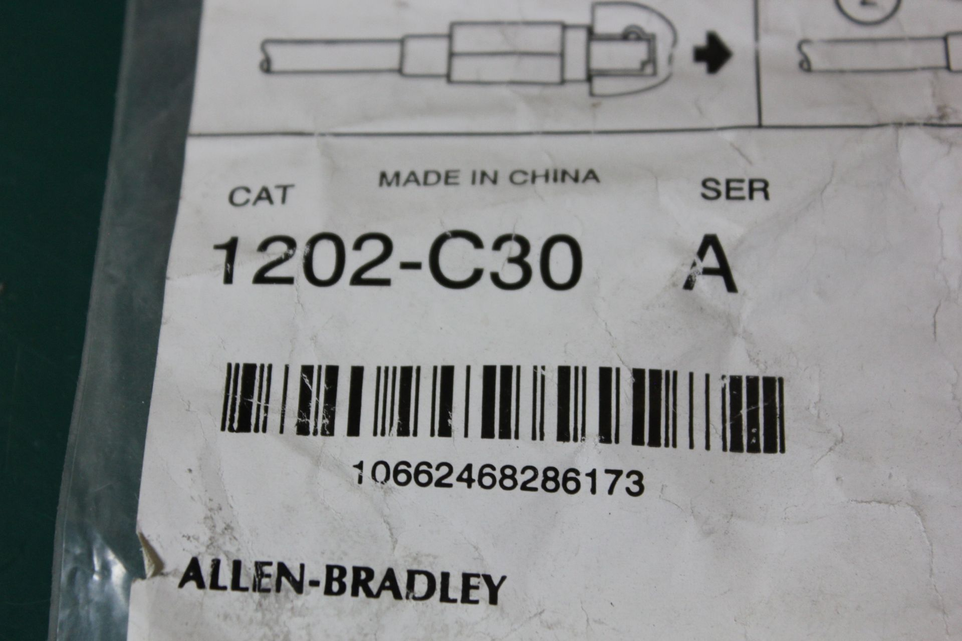NEW ALLEN BRADLEY COMMUNICATIONS CABLE - Image 2 of 2