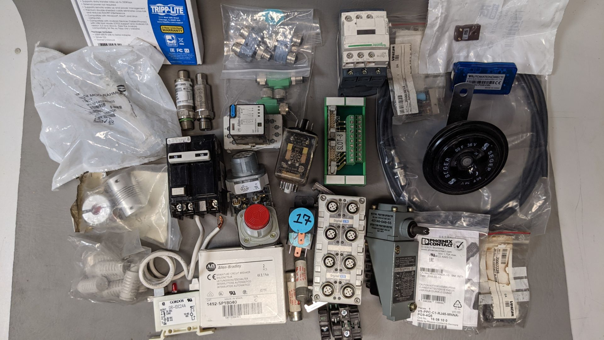 LOT OF MRO PARTS - Image 2 of 11