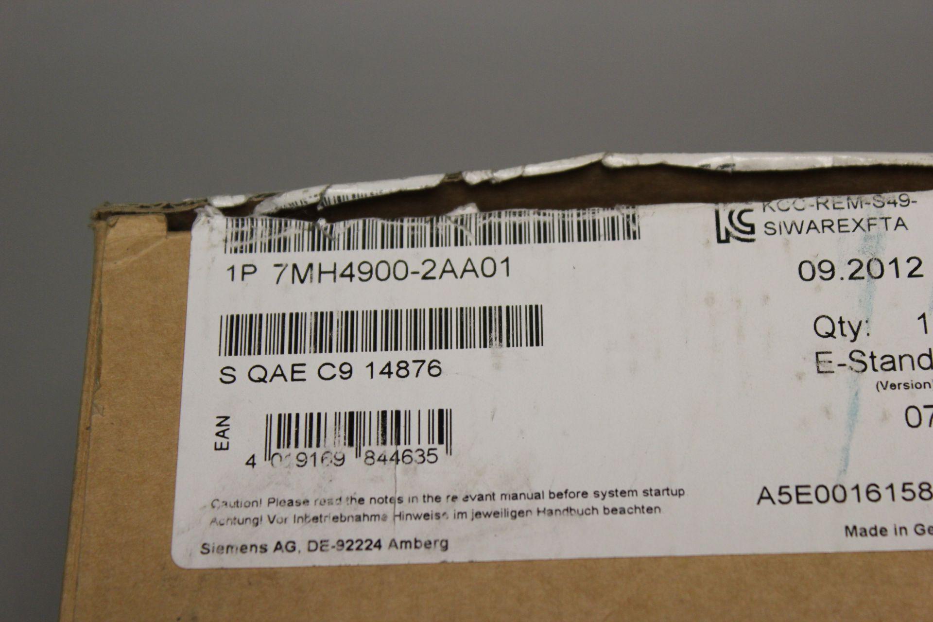 NEW SIEMENS SIWAREX FTA PLC WEIGHING MODULE - Image 2 of 8