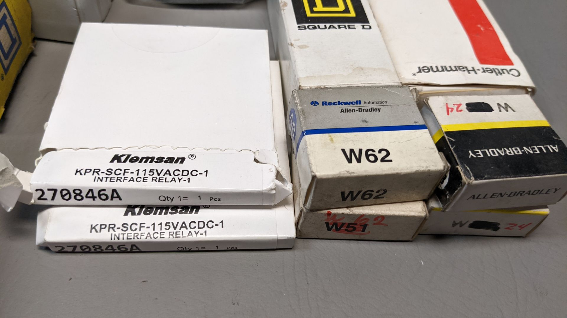 LOT OF NEW MRO PARTS - Image 3 of 6
