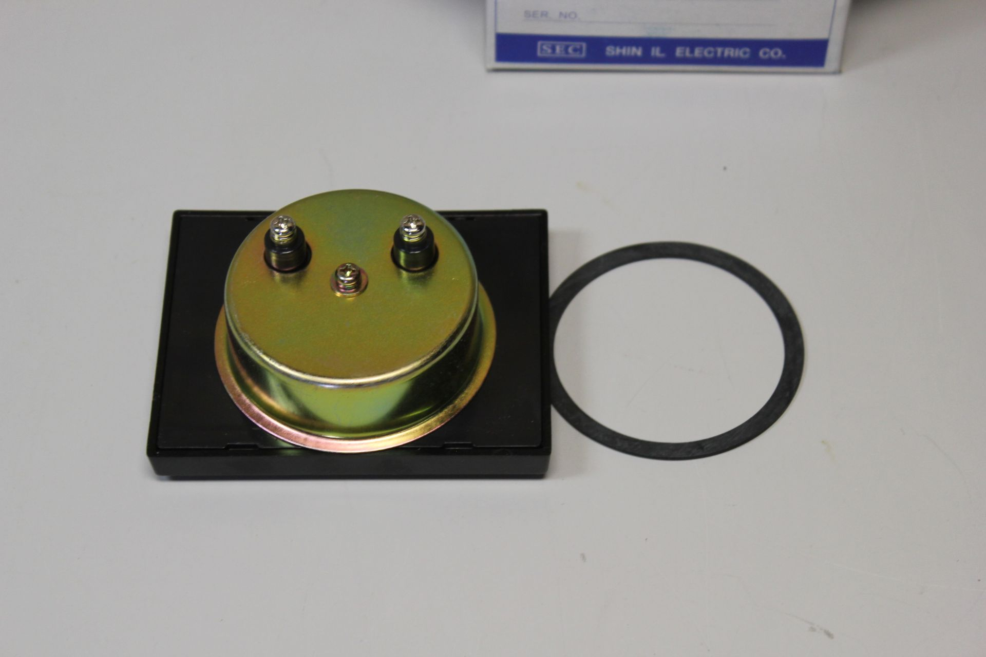NEW SEC SHIN IL ELECTRIC AMPERES METER - Image 4 of 4