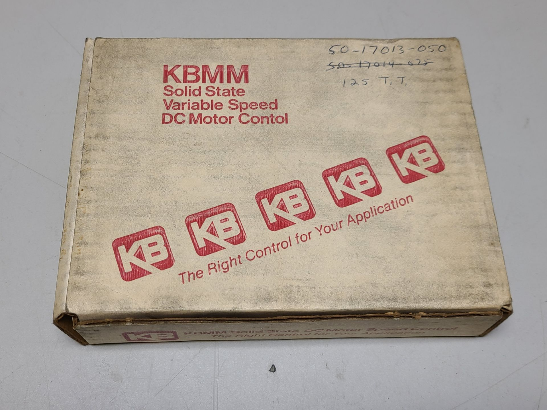 NEW KB DC MOTOR SPEED CONTROLLER