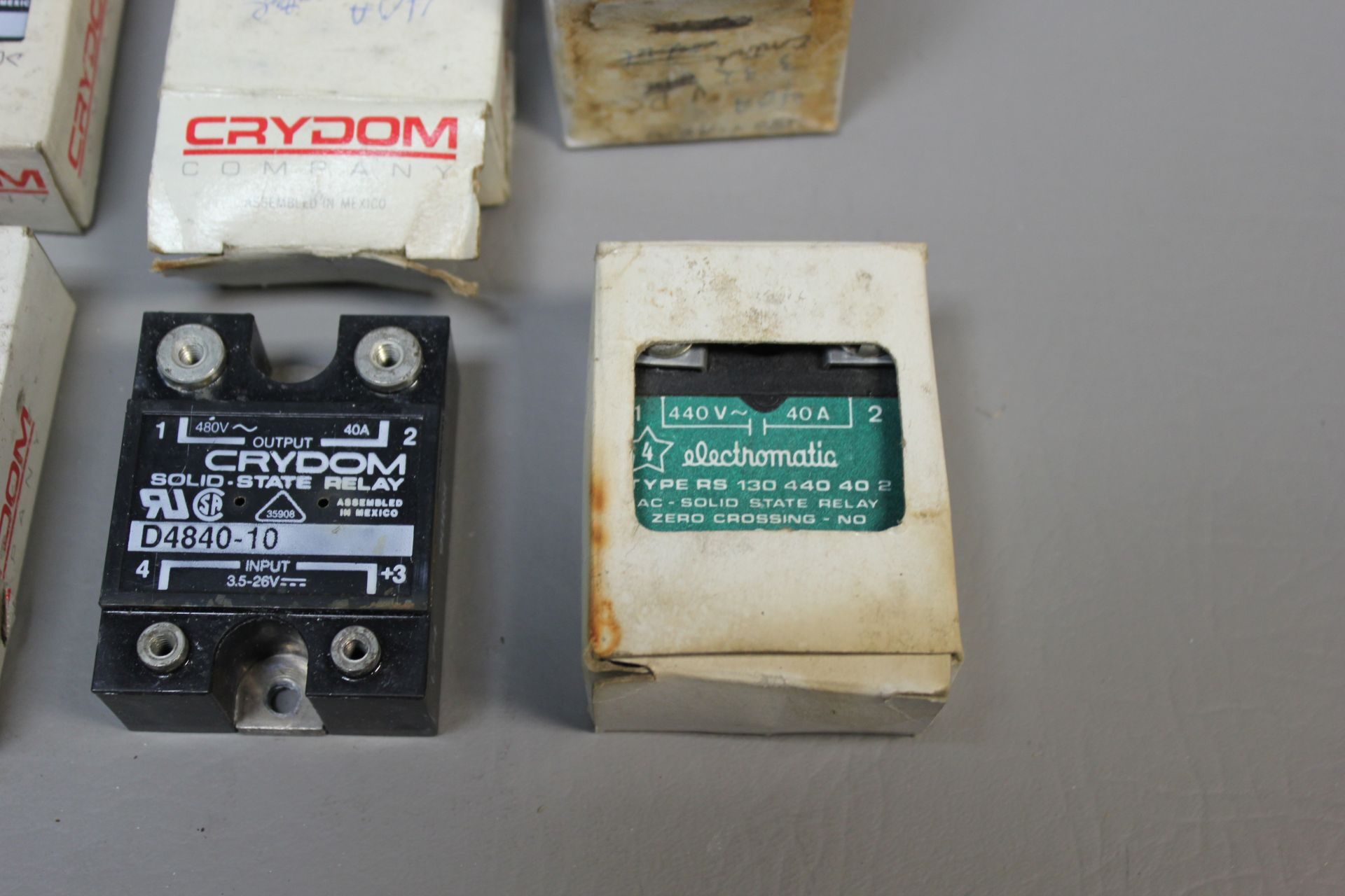 LOT OF NEW SOLID STATE RELAYS - Image 7 of 8