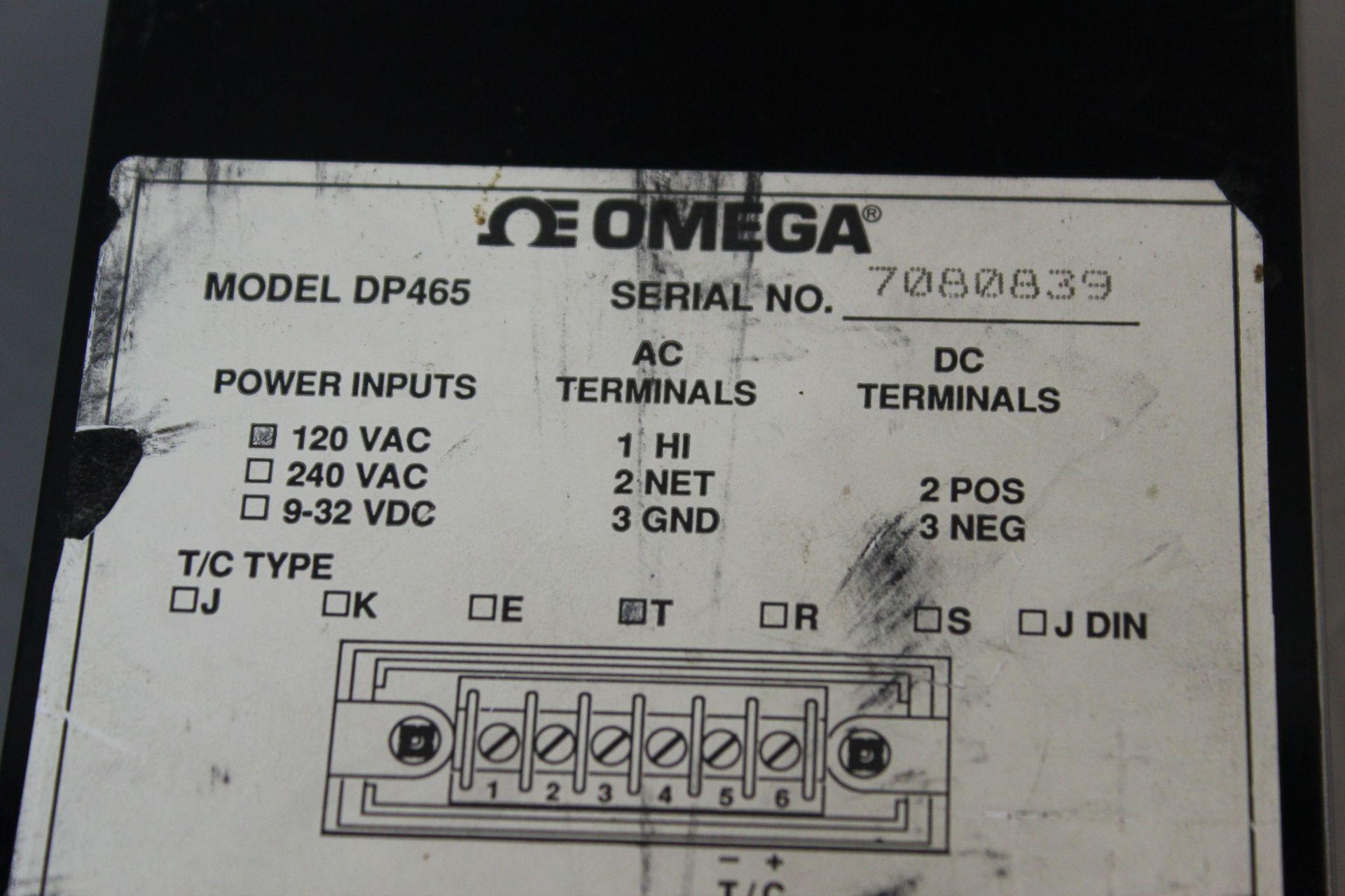 OMEGA DIGITAL TEMPERATURE CONTROLLER - Image 4 of 4