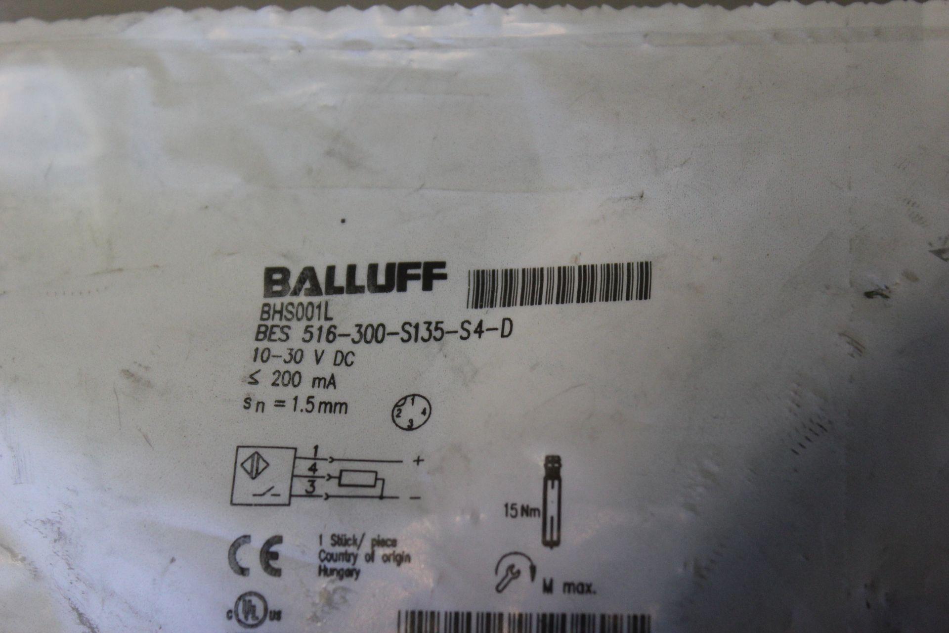 NEW BALLUFF PROXIMITY SENSOR - Image 2 of 3