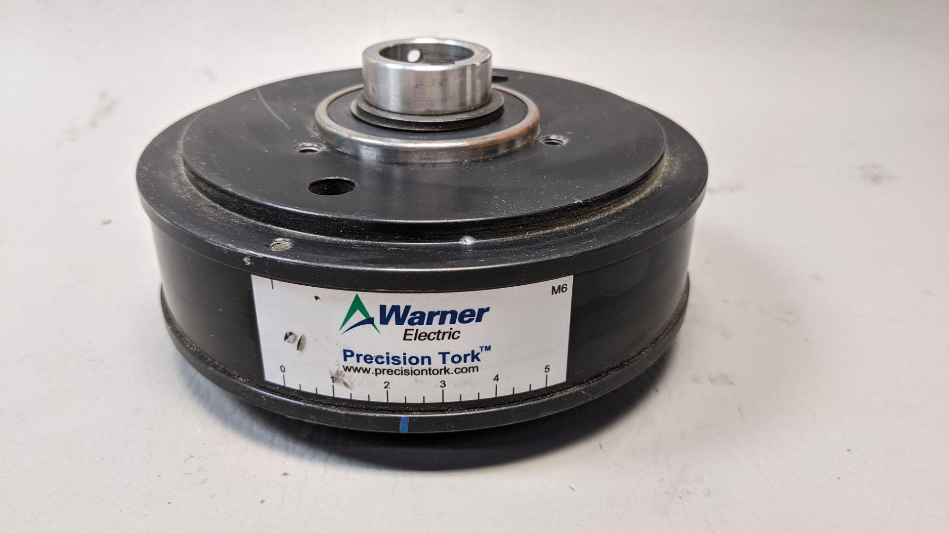 WARNER ELECTRIC PRECISION TORK MAGNETIC CLUTCH