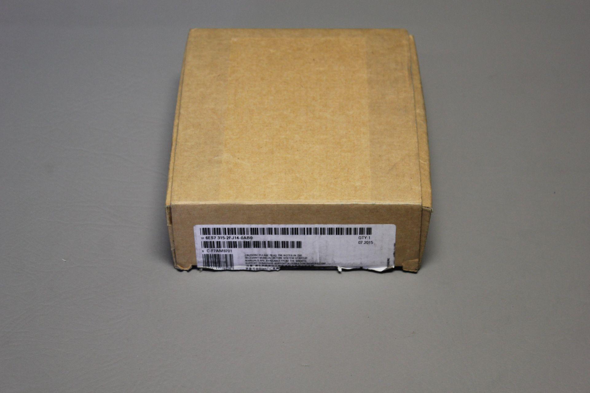 NEW SIEMENS SIMATIC S7-300 PLC CPU PROCESSOR
