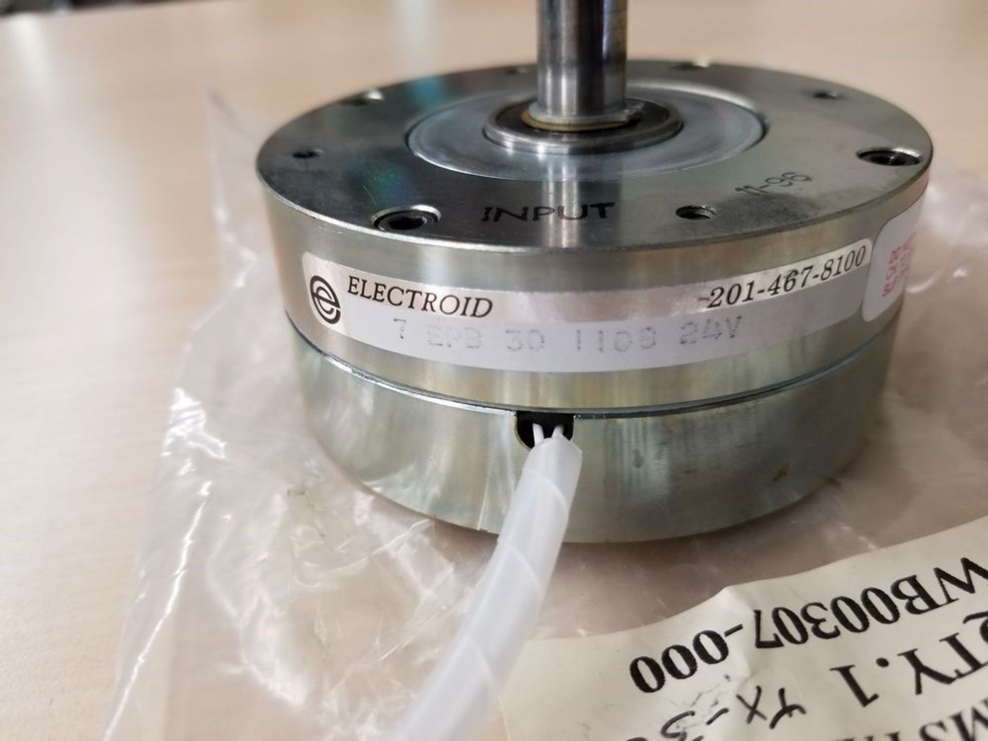 NEW ELECTROID MAGNETIC PARTICLE BRAKE - Image 3 of 4