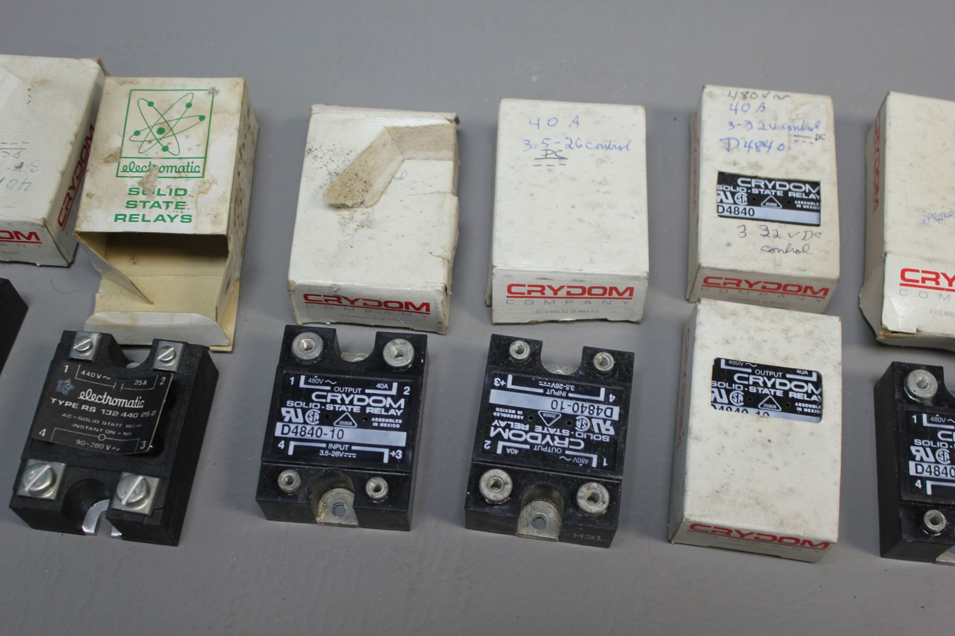 LOT OF NEW SOLID STATE RELAYS - Image 3 of 8