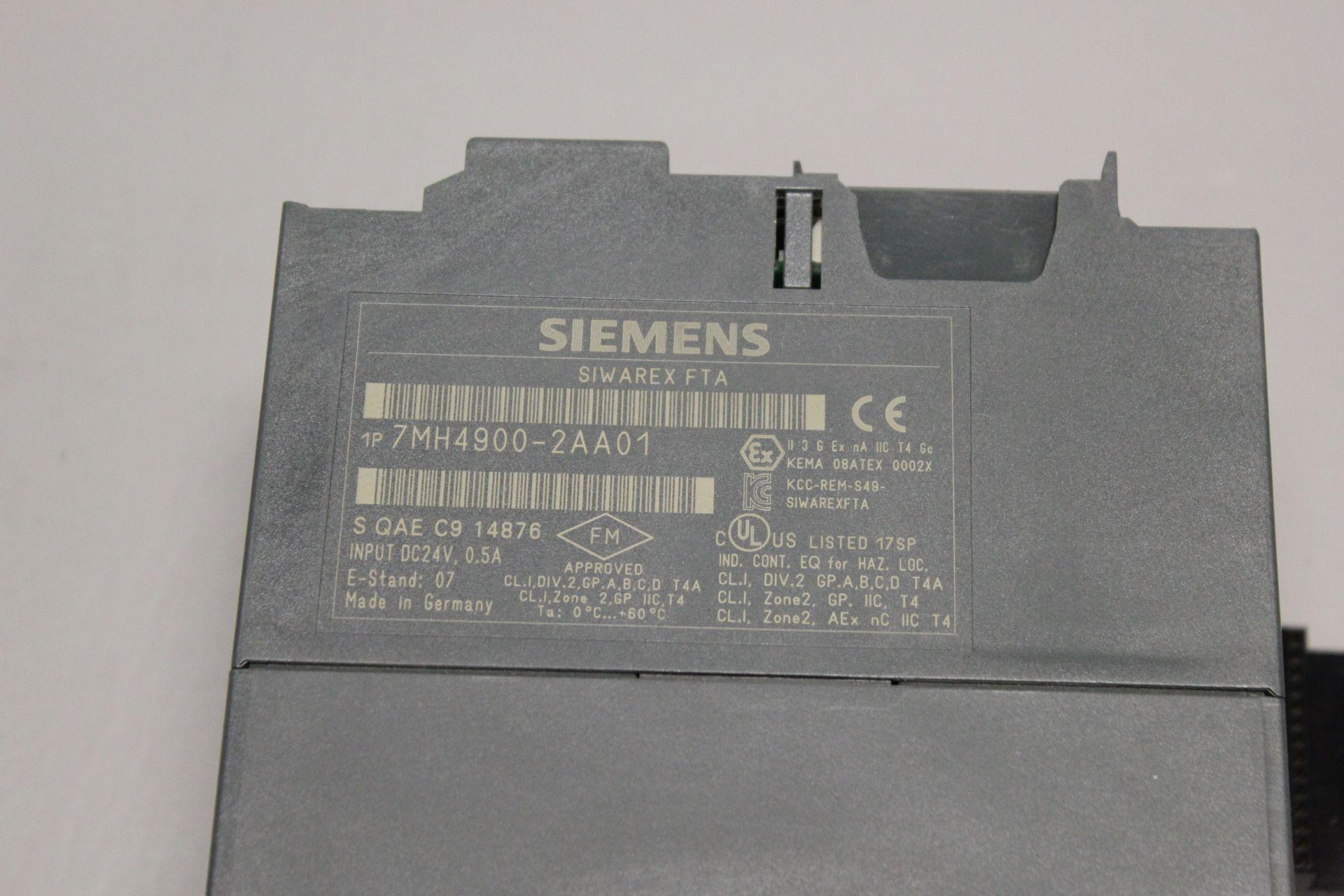 NEW SIEMENS SIWAREX FTA PLC WEIGHING MODULE - Image 7 of 8