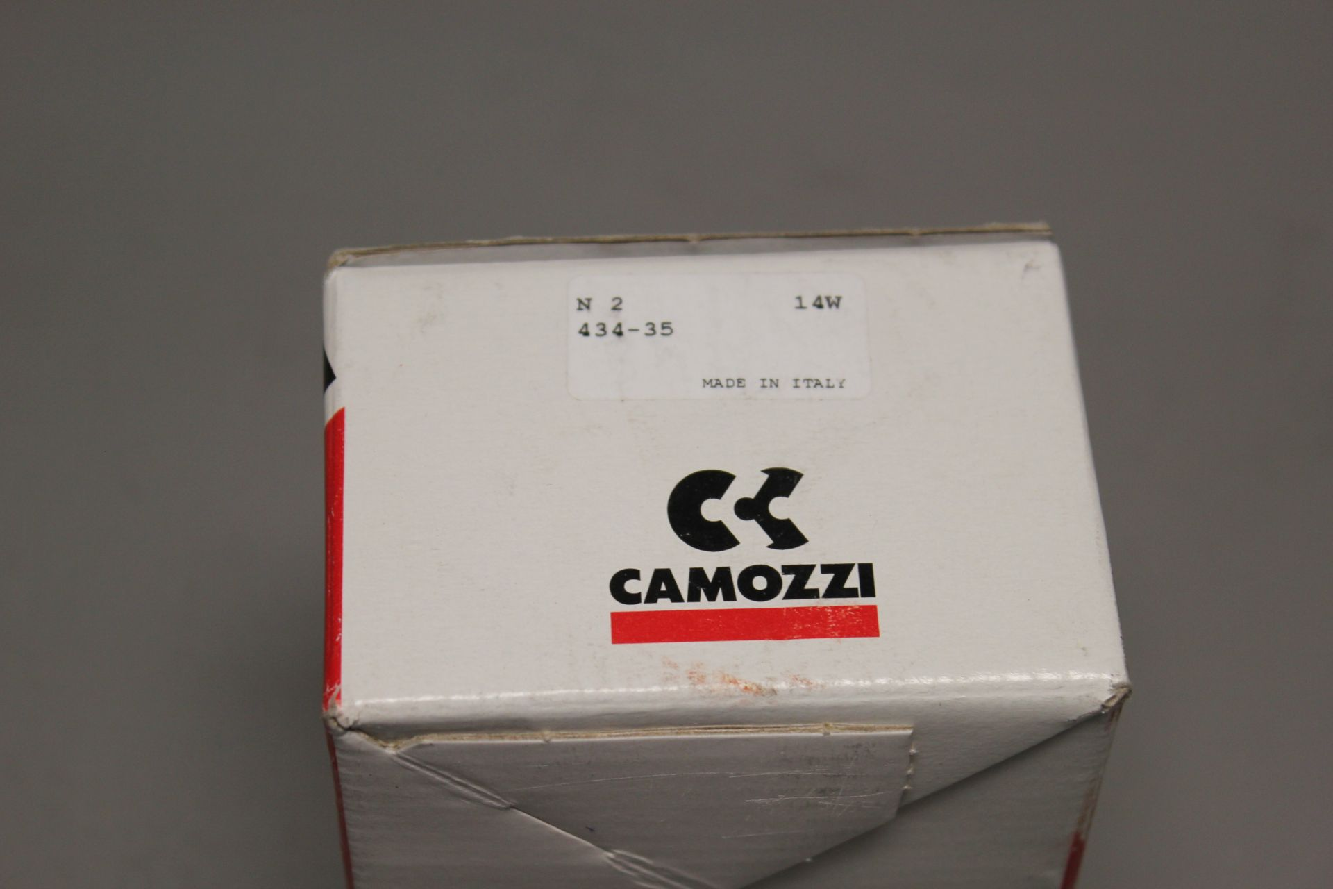 LOT OF NEW CAMOZZI SOLENOID VALVES - Image 2 of 3