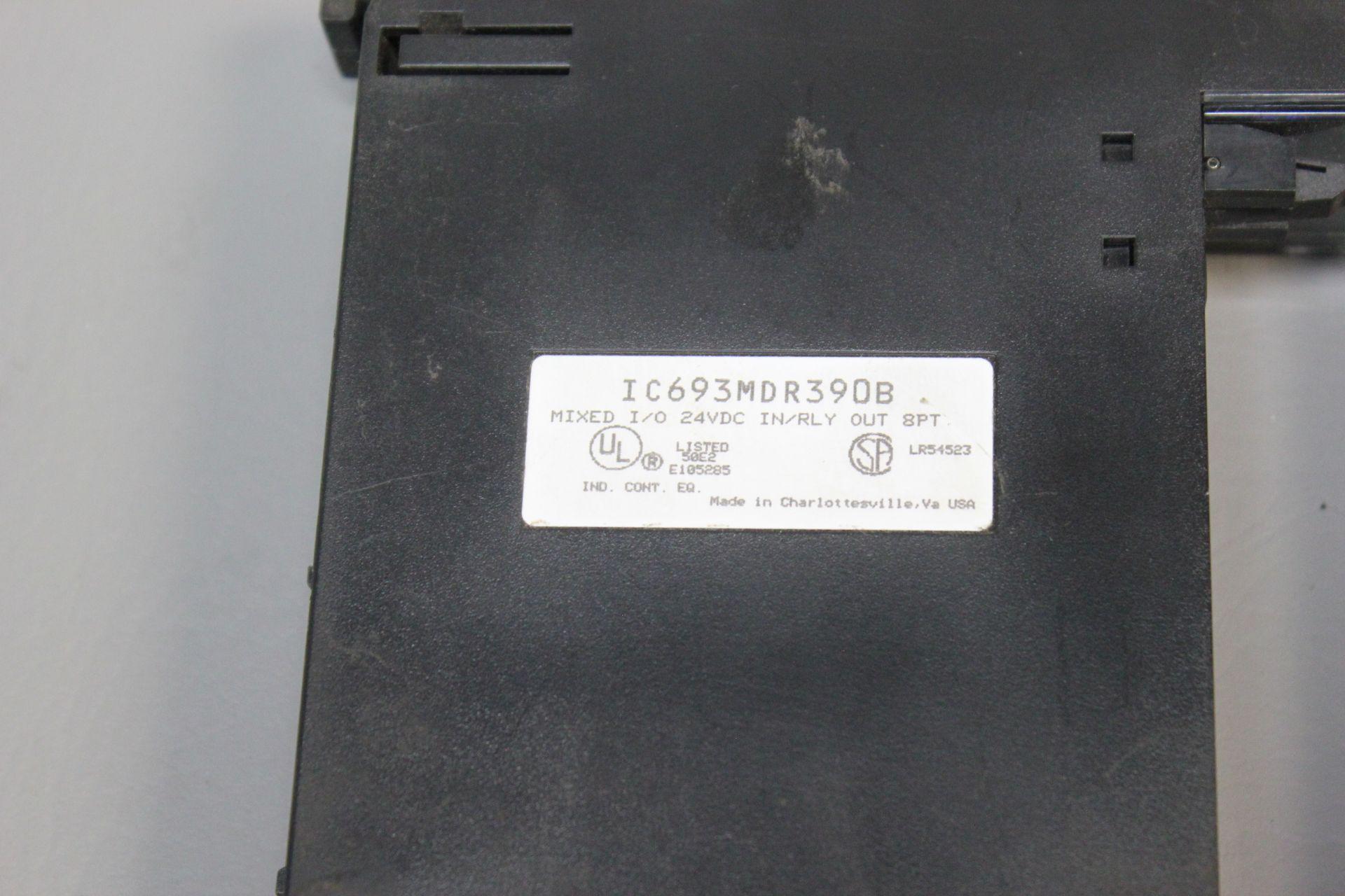 2 GE FANUC PLC MODULES - Image 2 of 4