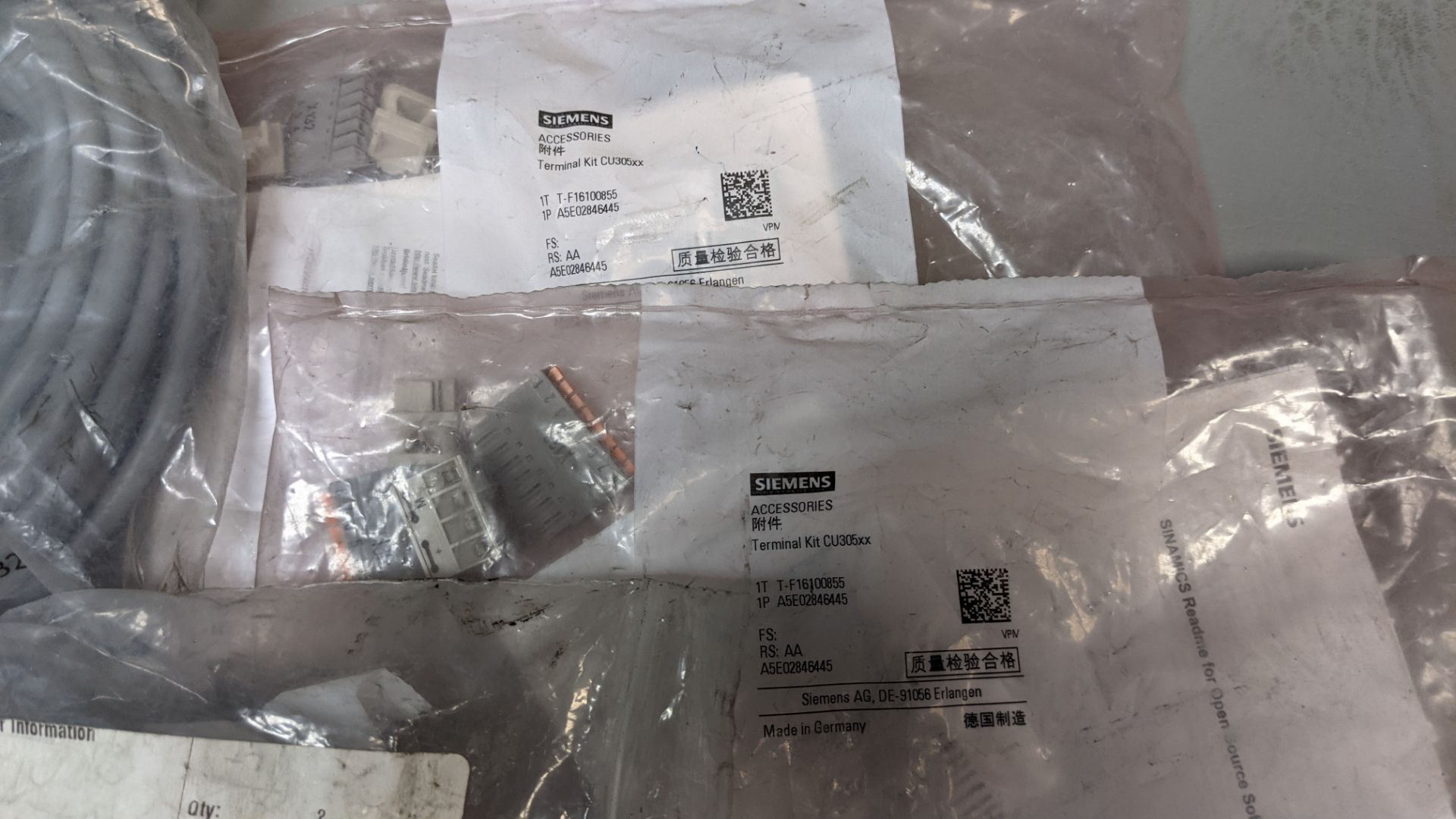 LOT OF MRO PARTS - Image 9 of 11