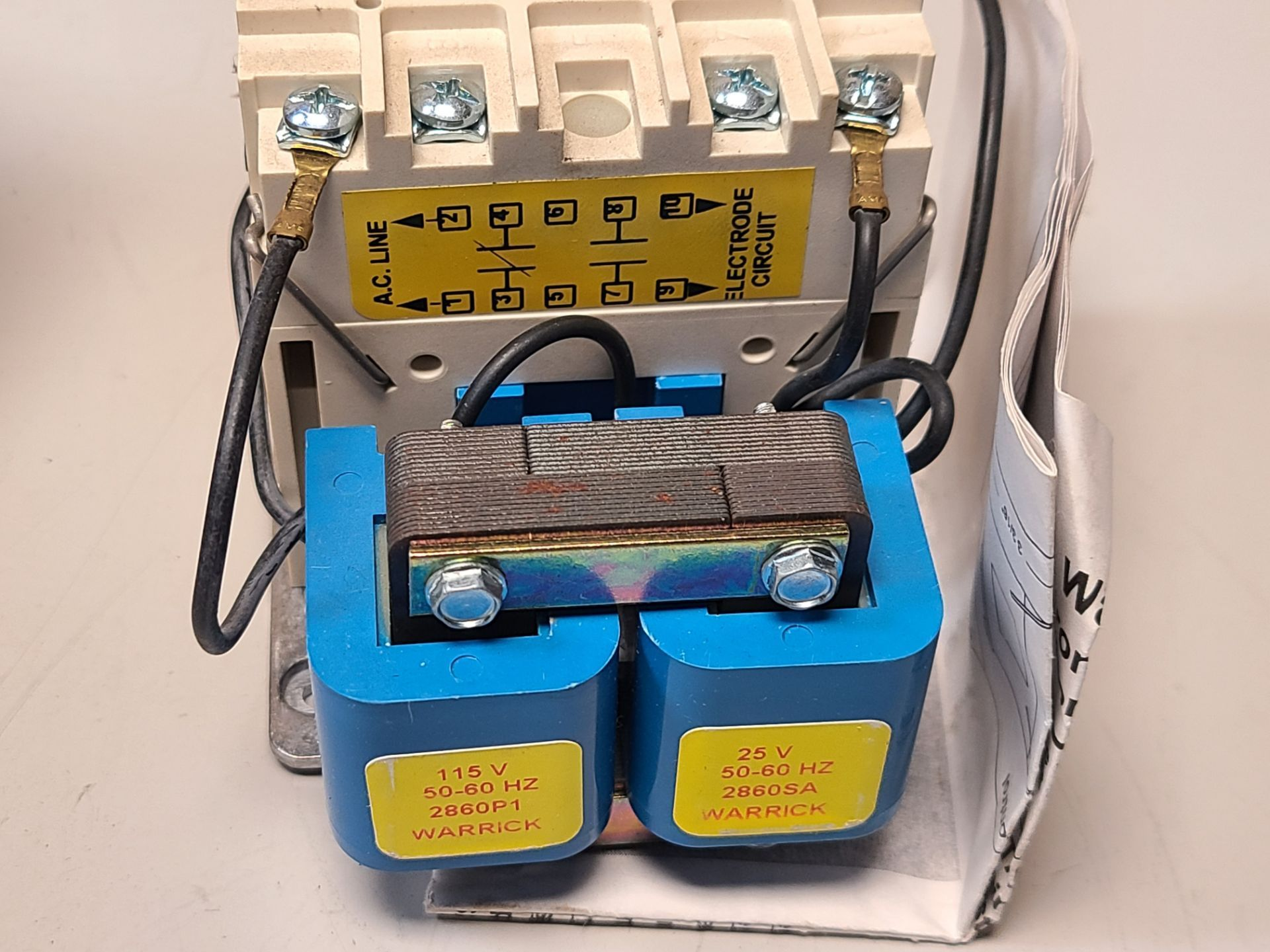 NEW WARRICK/GEMS CONTROL RELAY - Image 3 of 4