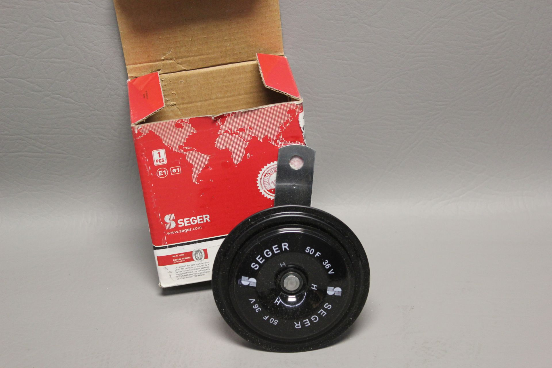 NEW SEGER INDUSTRIAL DISC SAFETY HORN - Image 3 of 3