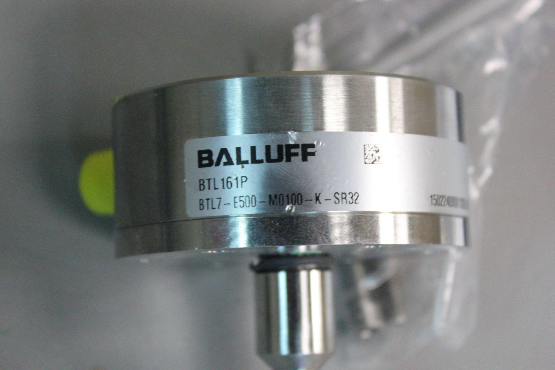 NEW BALLUFF MICROPULSE MAGNETOSTRICTIVE LINEAR POSITION SENSOR - Image 5 of 6
