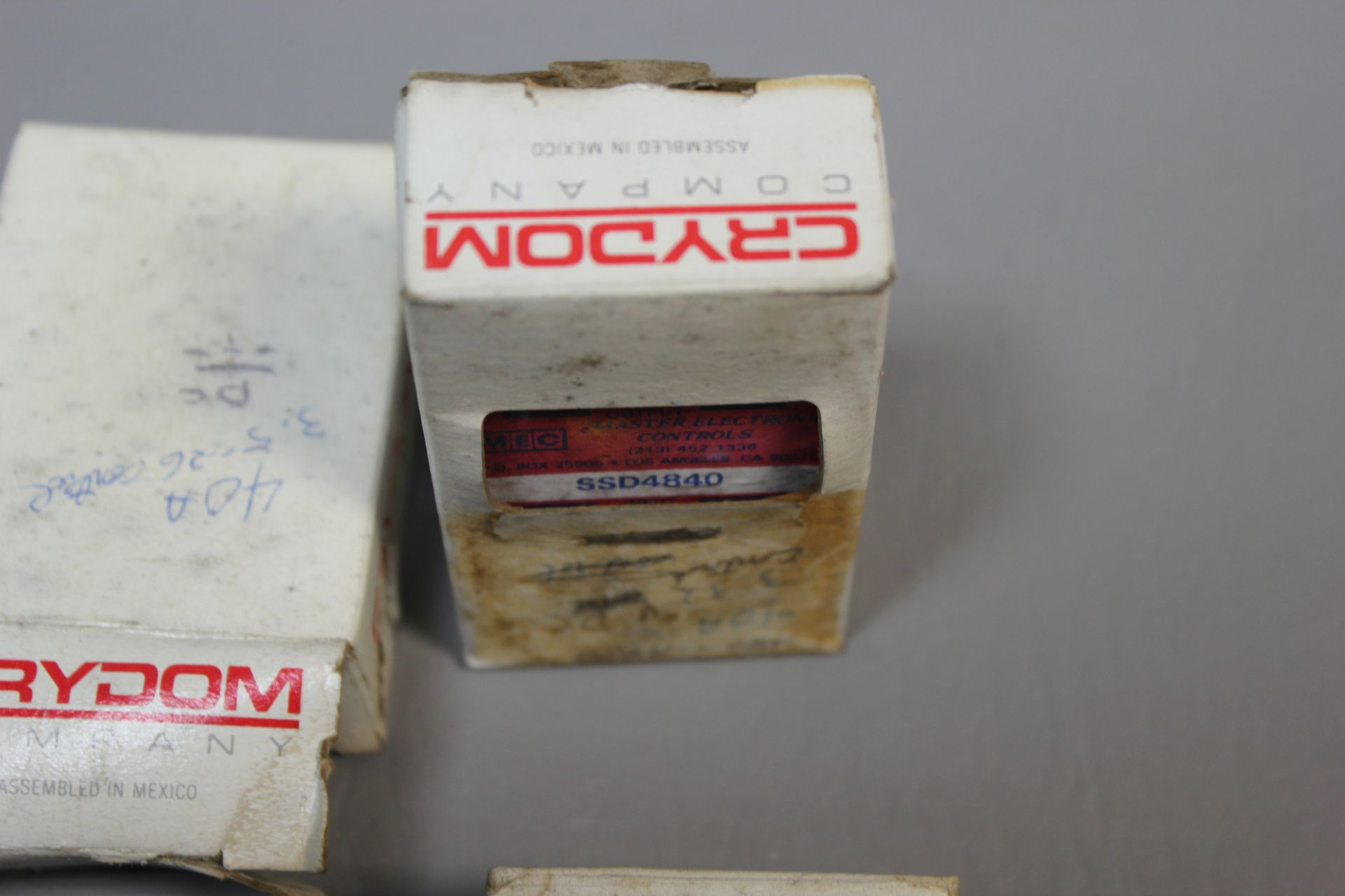LOT OF NEW SOLID STATE RELAYS - Image 6 of 8