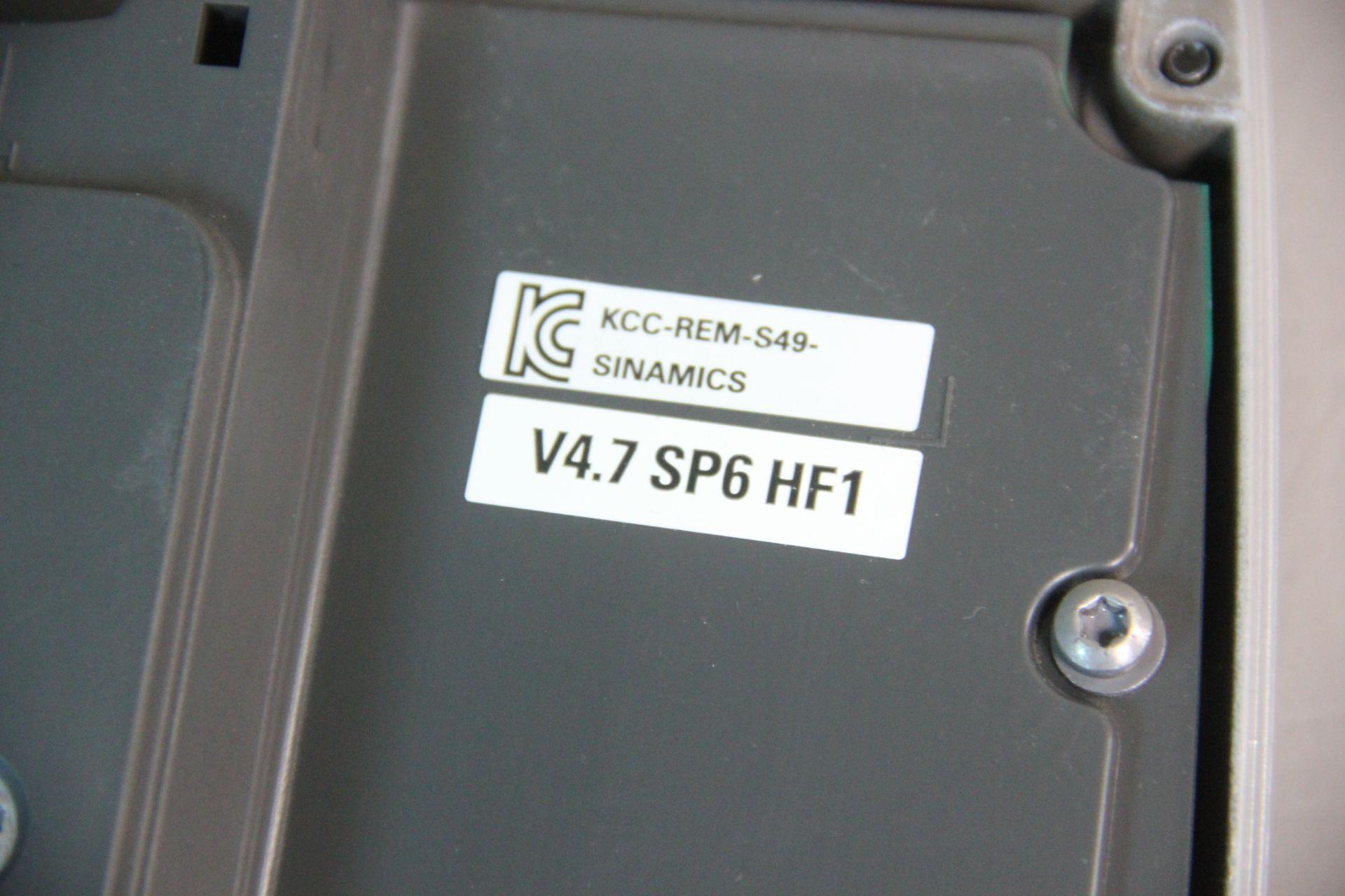 SIEMENS G120D CONTROL UNIT - Image 4 of 5