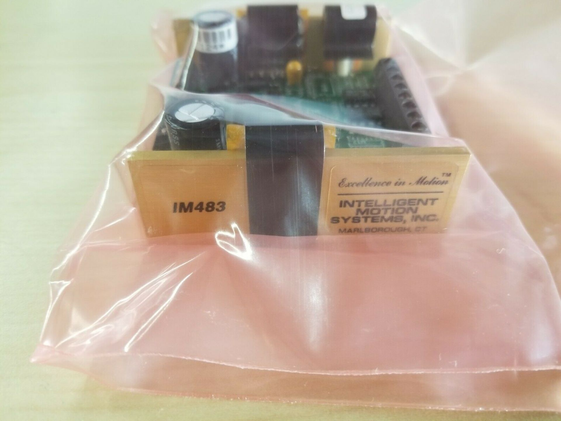 UNUSED IMS HIGH PERFORMANCE MICROSTEPPING DRIVE - Image 3 of 3
