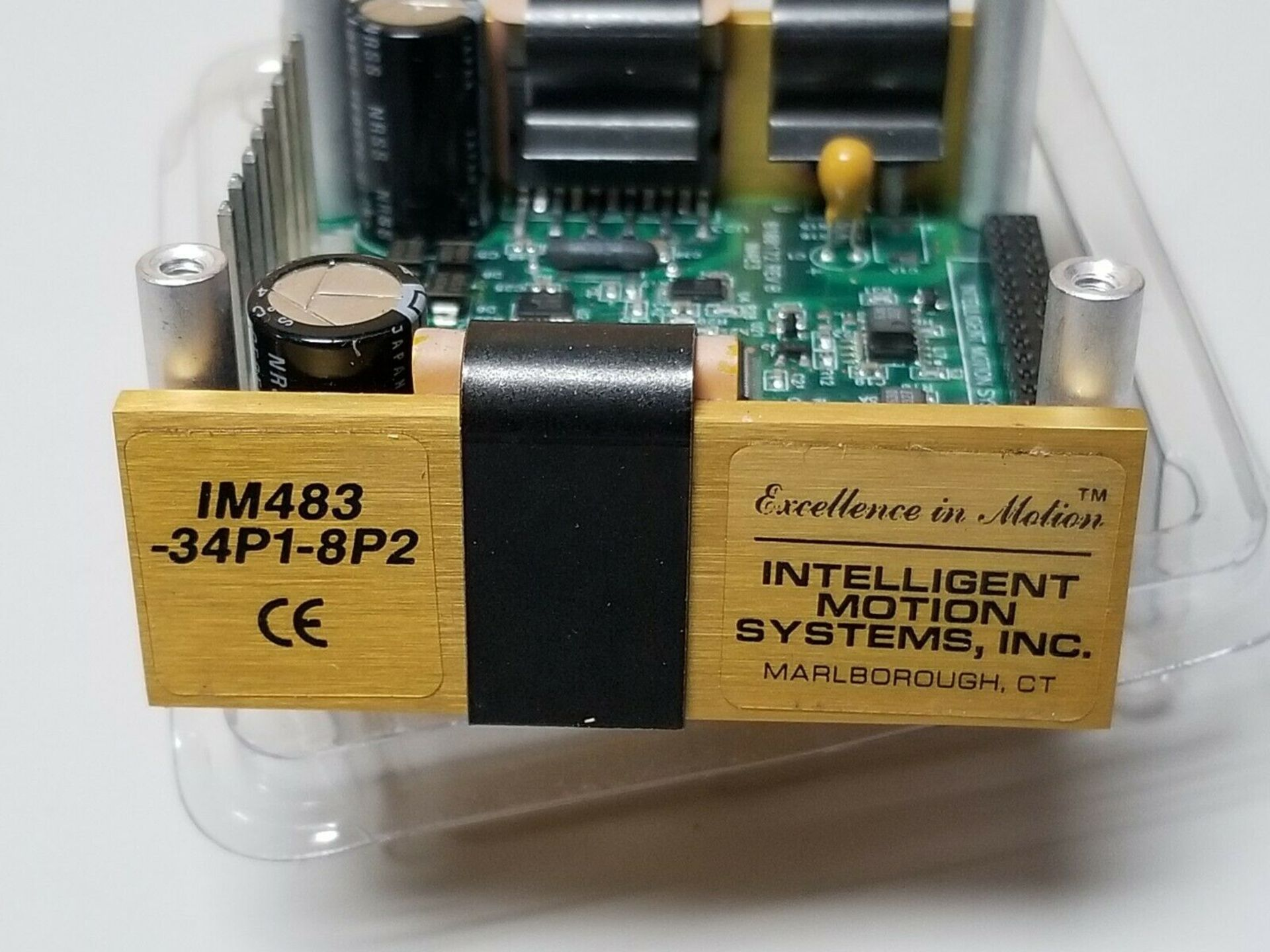 NEW INTELLIGENT MOTION MICROSTEPPING STEPPER MOTOR DRIVER - Image 2 of 4