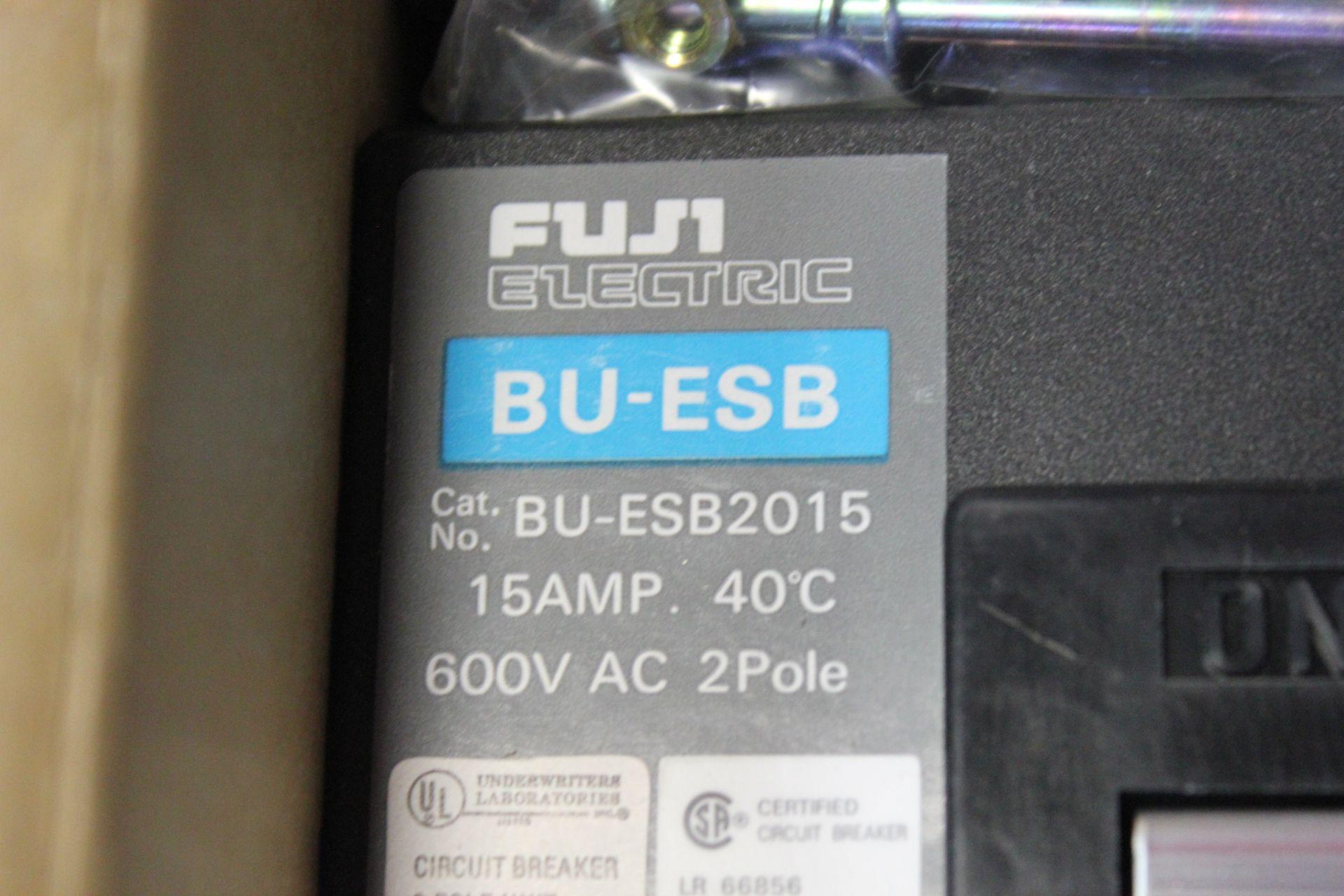 NEW FUJI ELECTRIC CIRCUIT BREAKER - Image 3 of 3
