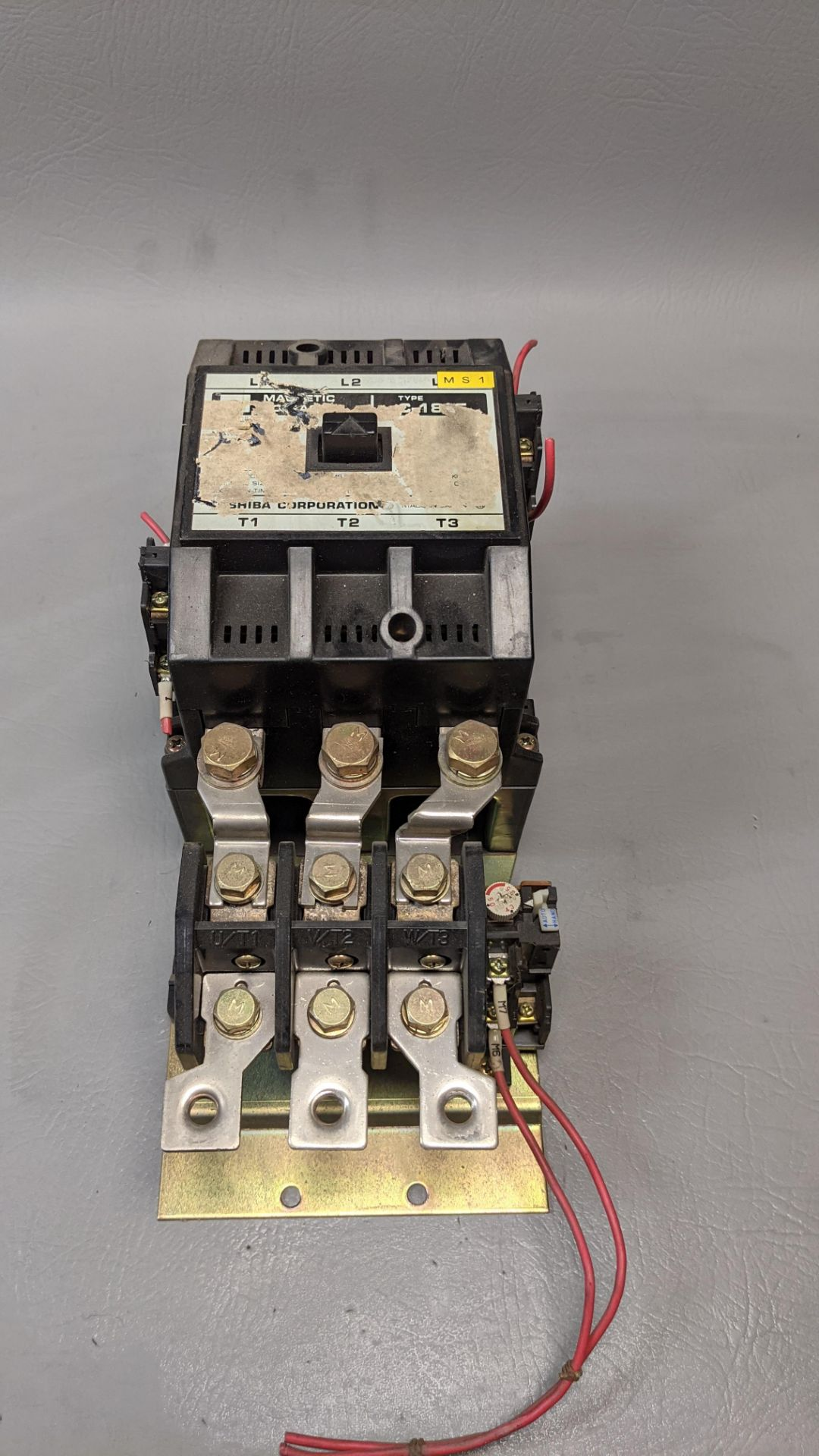 TOSHIBA MAGNETIC CONTACTOR
