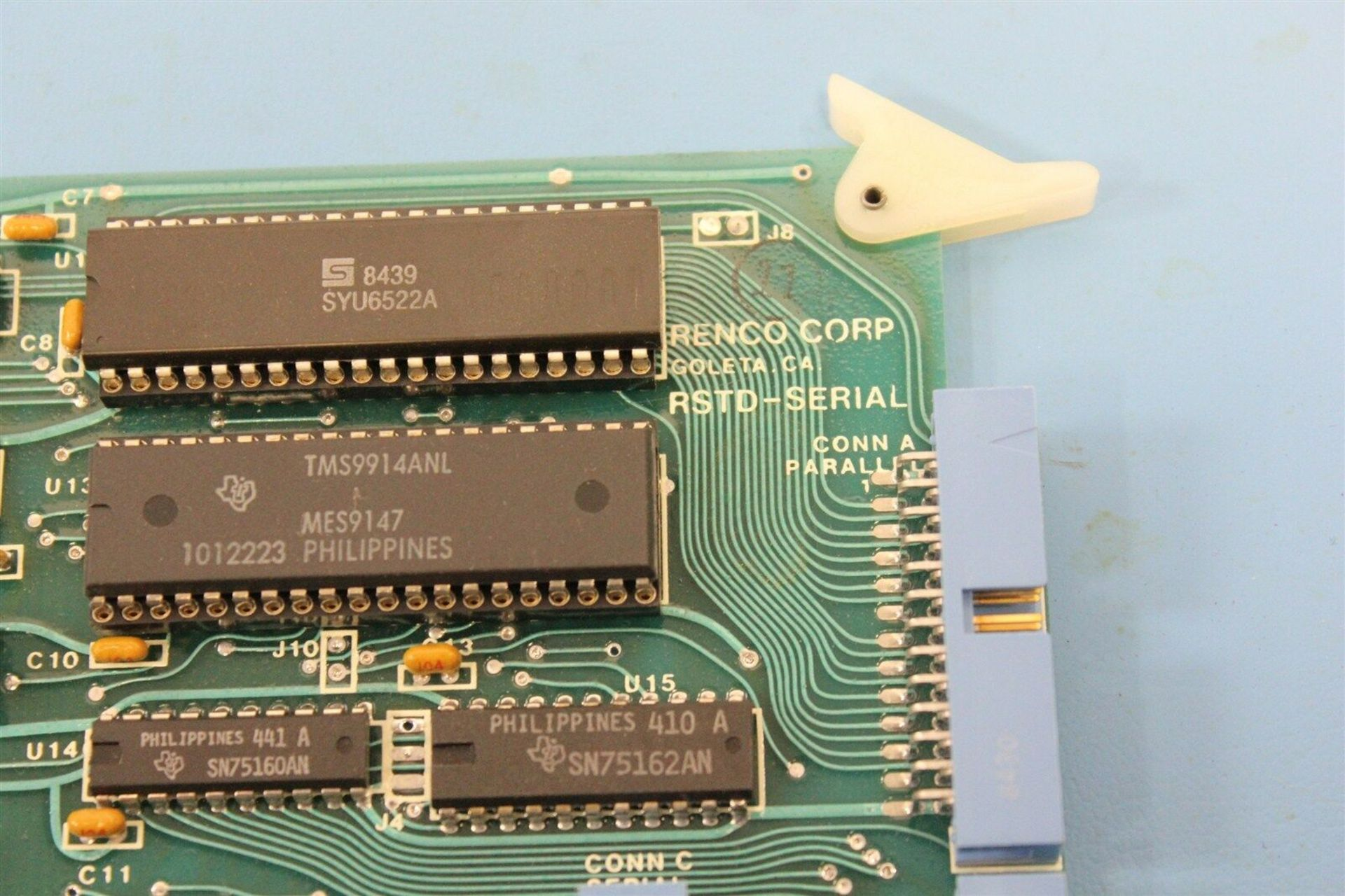 RENCO SERIAL INTERFACE MOTION CONTROL BOARD - Image 2 of 4